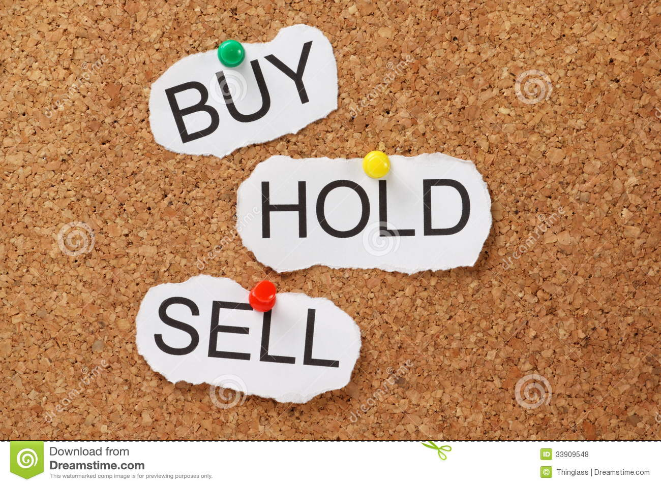 Stock options hold or sell