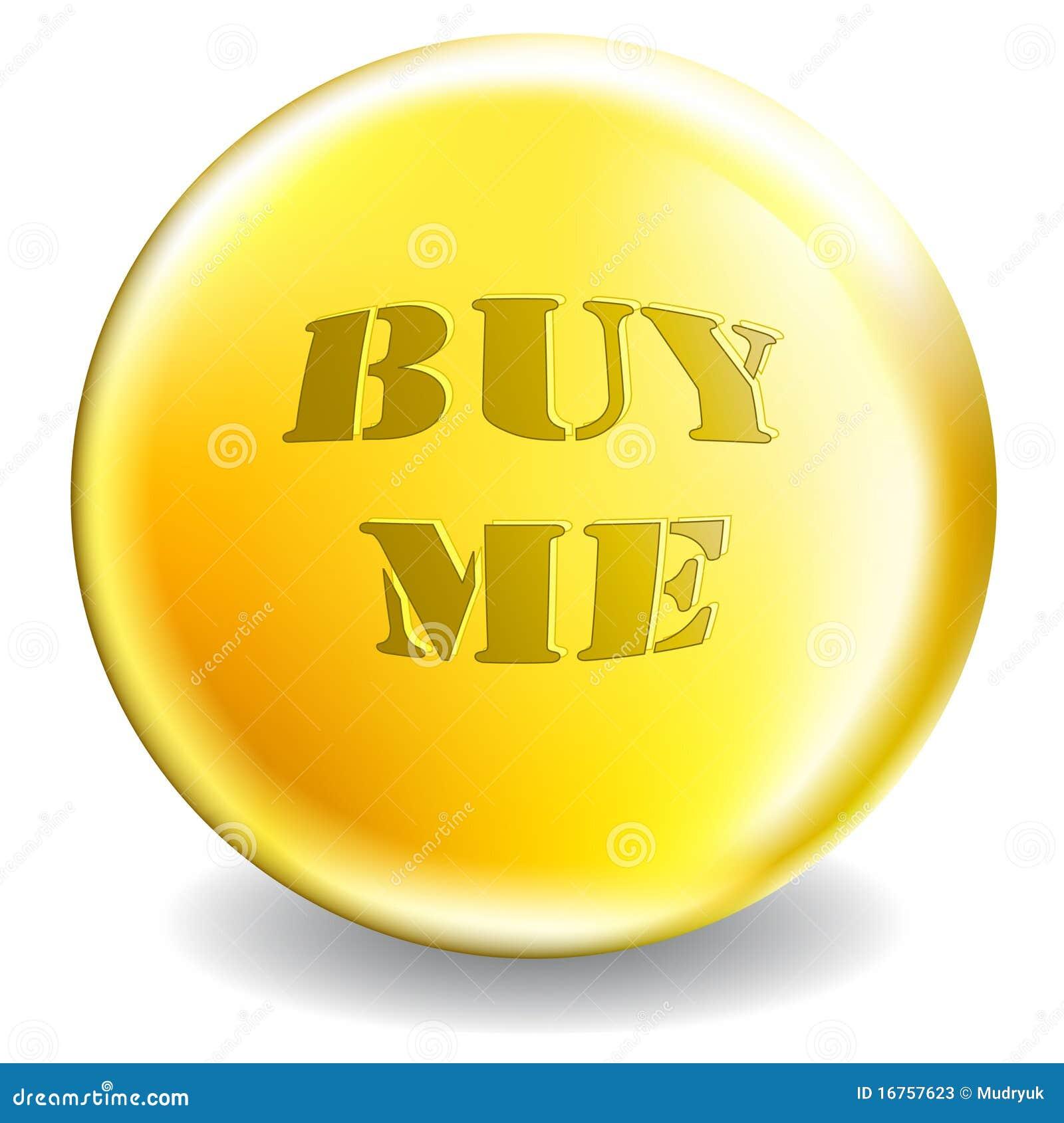 Buy Me: Buy Me Button Stock Photos