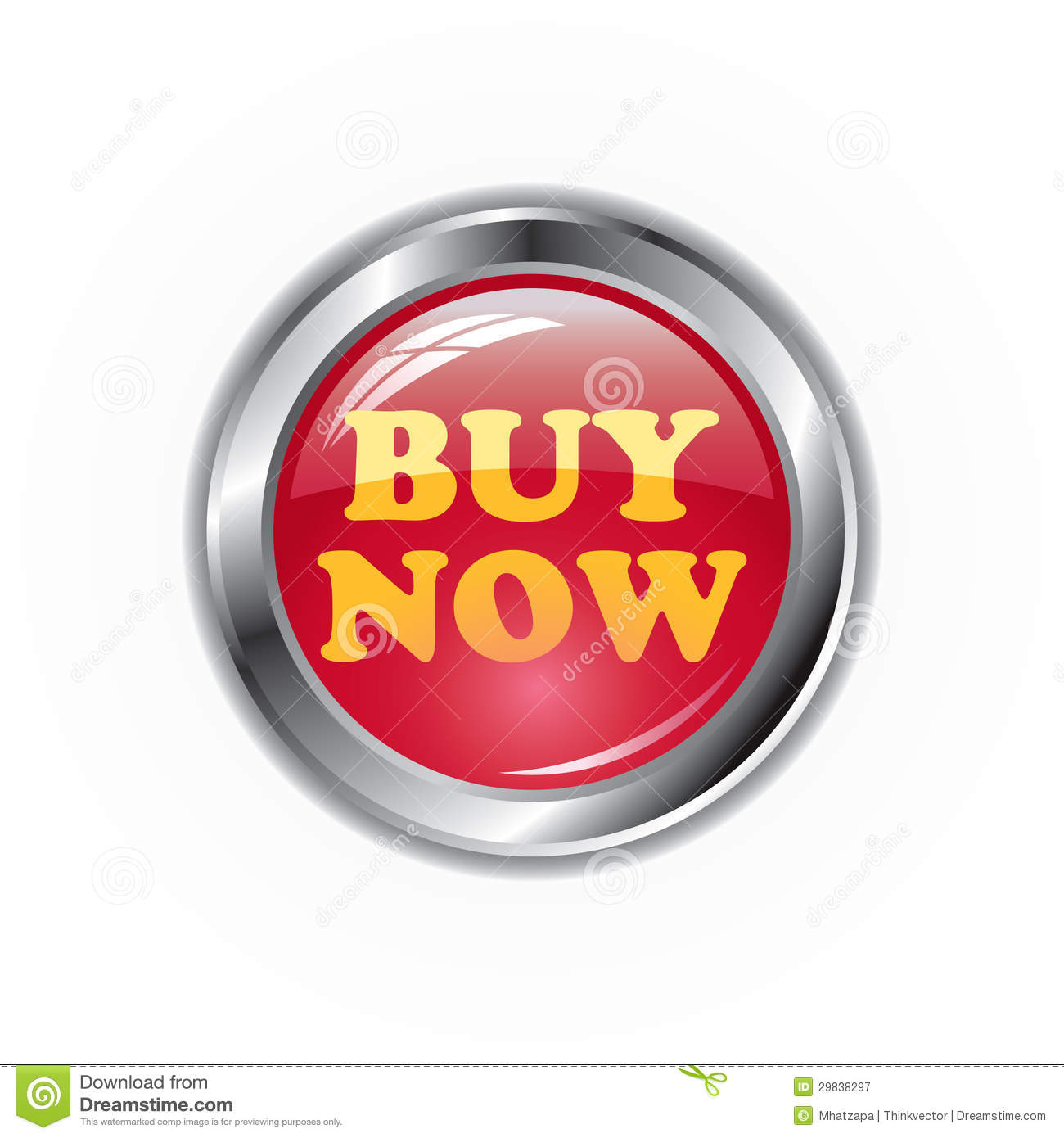 Buy It Now: Buy Now Button Royalty Free Stock Photography