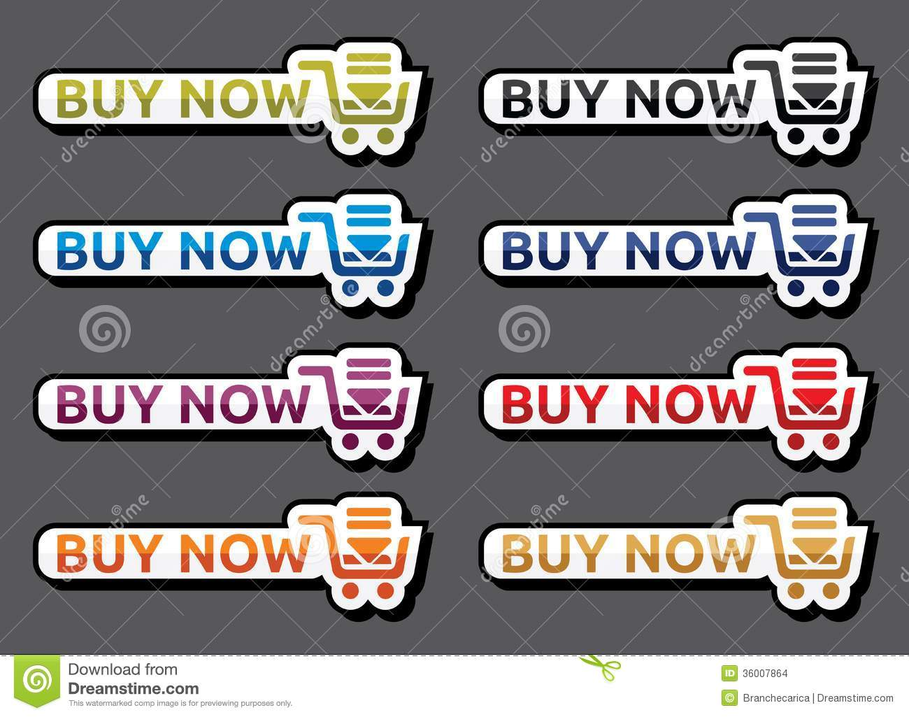 Buy Now Icon Set Stock Images - Image: 36007864: dreamstime.com/stock-images-buy-now-icon-set-vector-illustration...