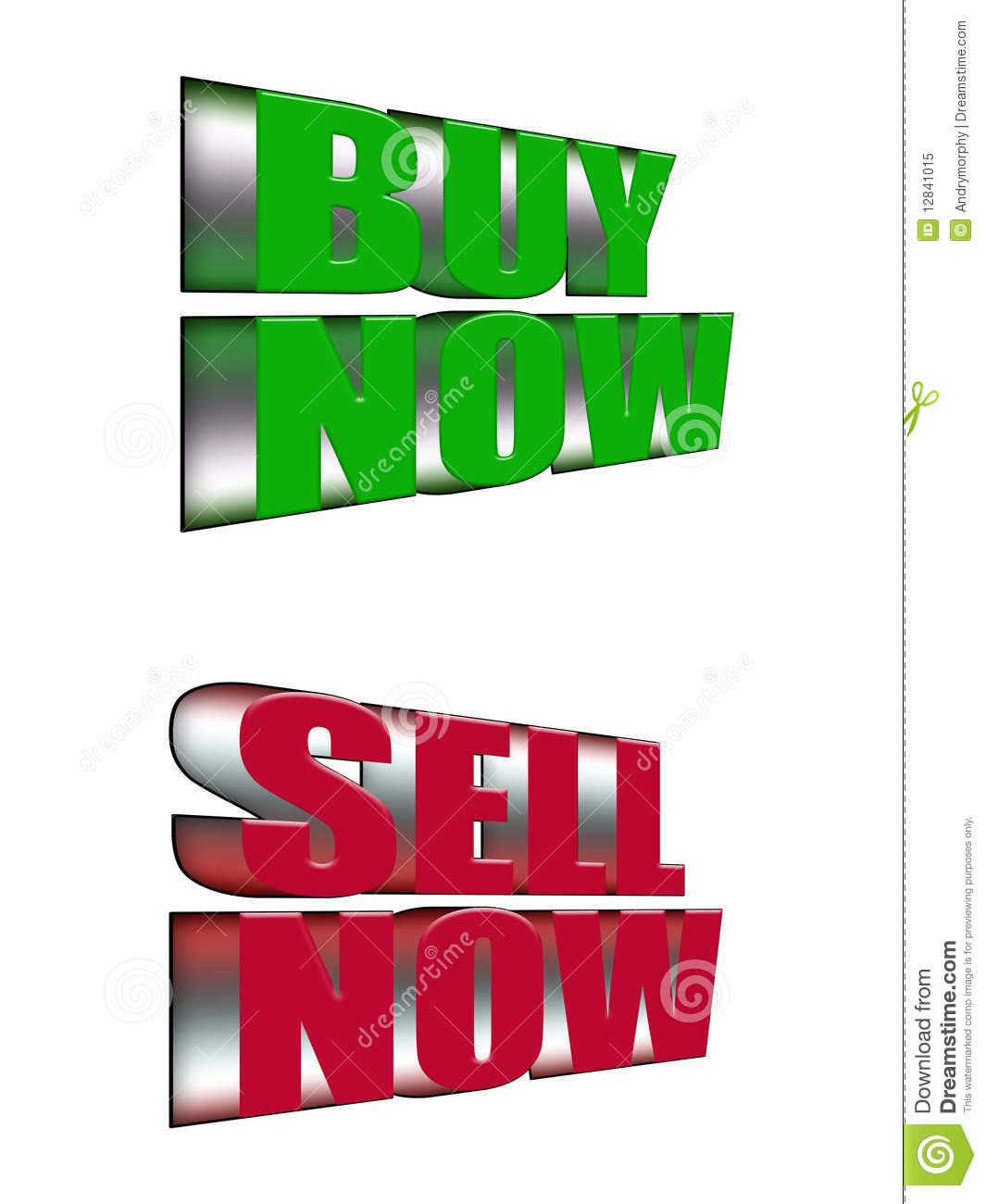 how to know when to buy and sell shares