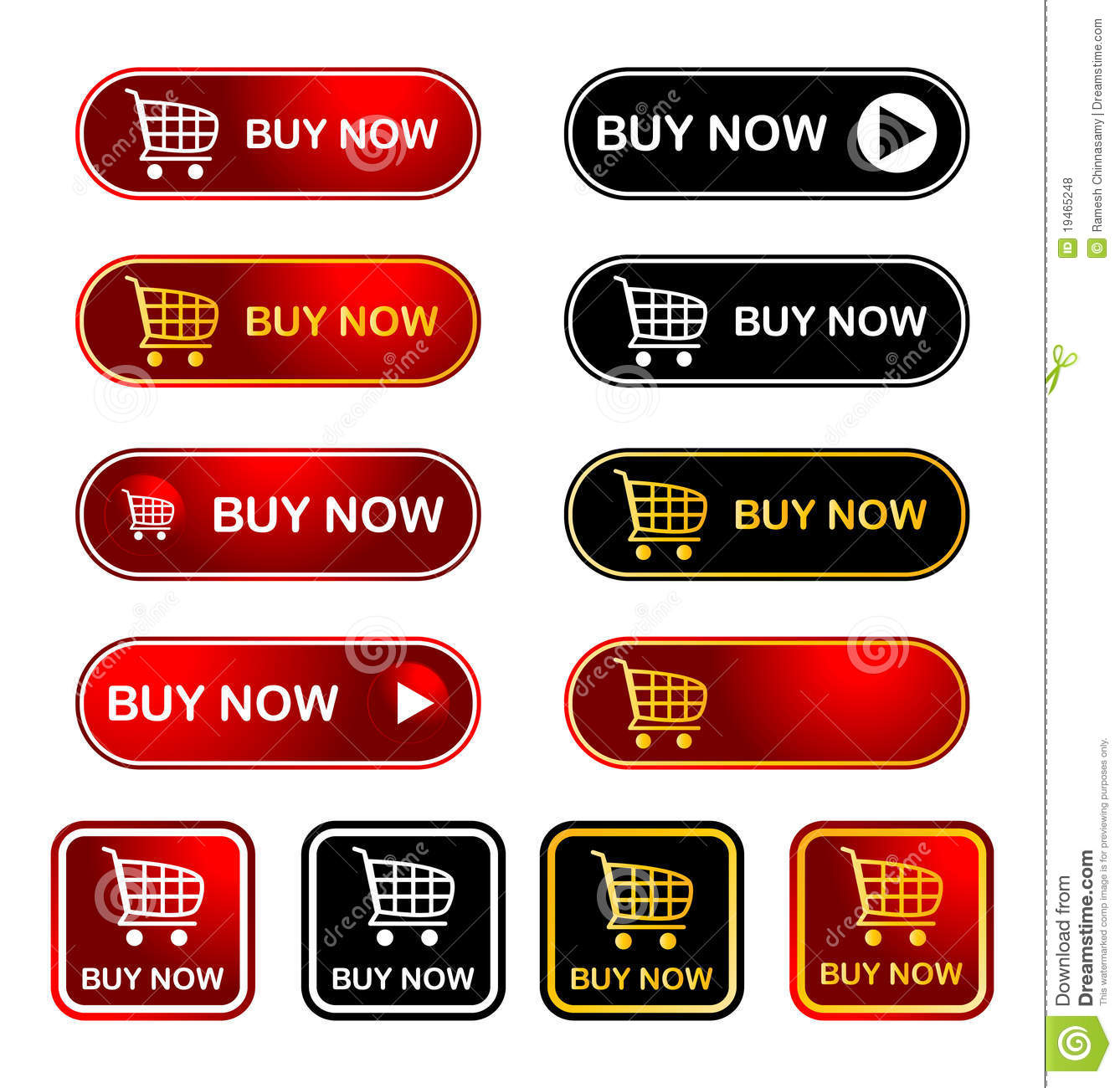 Buy Now Button Stock Photo - Image: 13898570