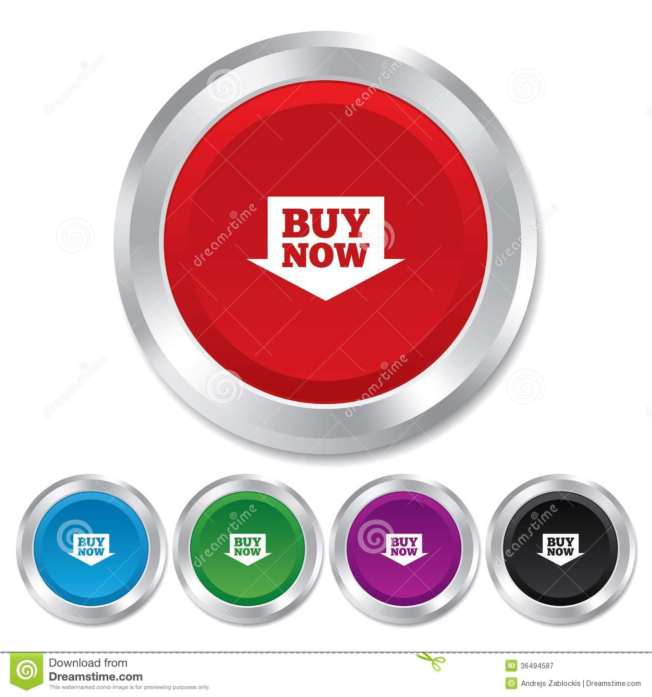 Buy It Now: Buy Now Sign Icon. Online Buying Arrow Button. Royalty