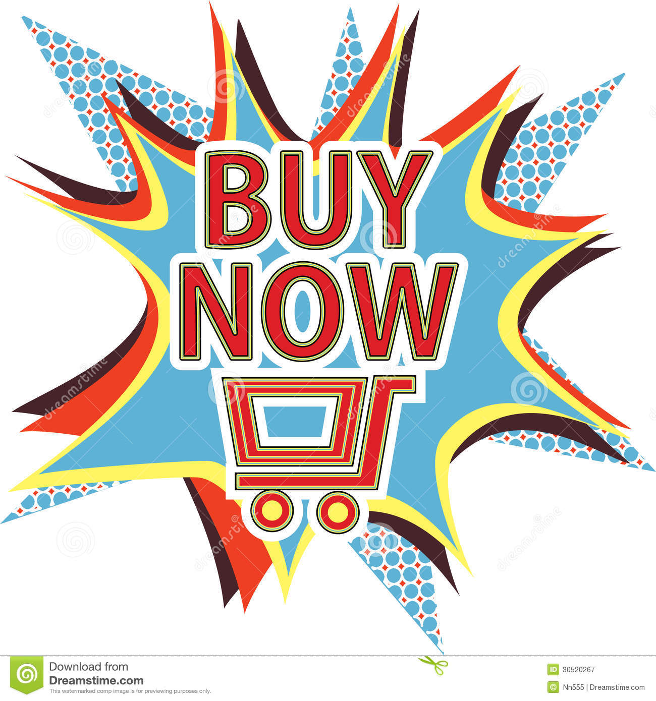 Buy This Now: Buy Now Sign Royalty Free Stock Photography