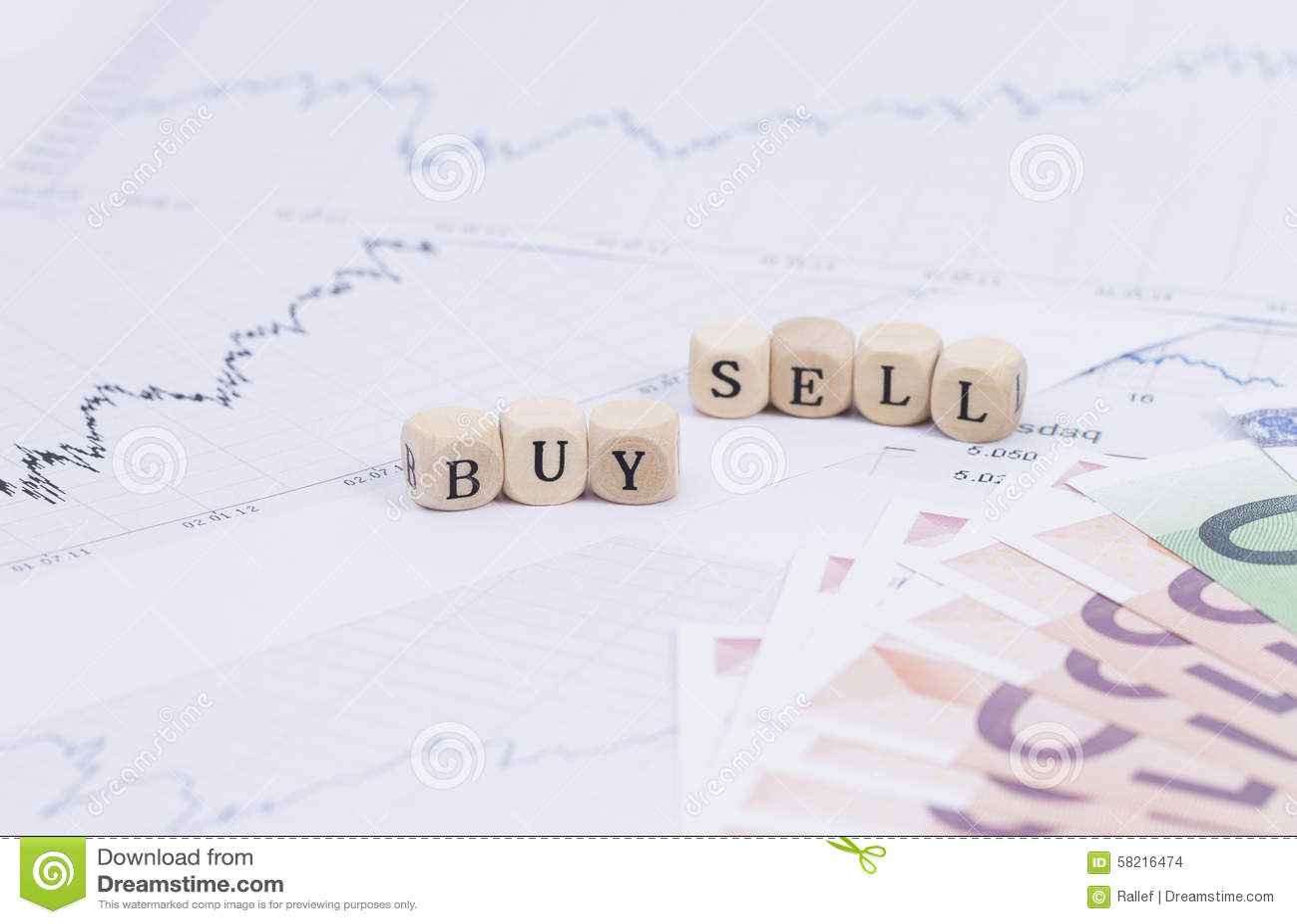 Buy och sell
