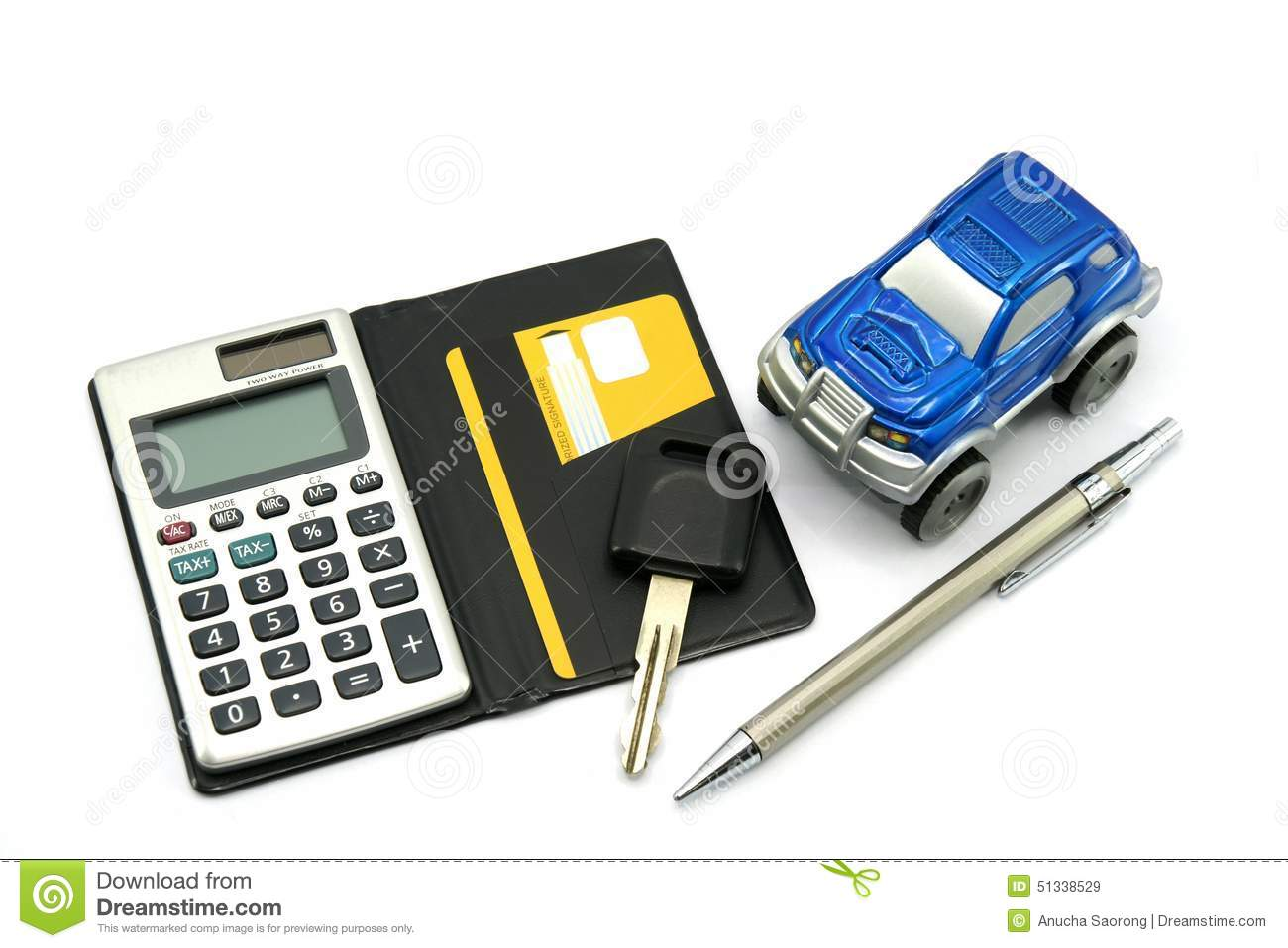 Buy Sell Rent A Car Stock Image Image Of Calculation 51338529