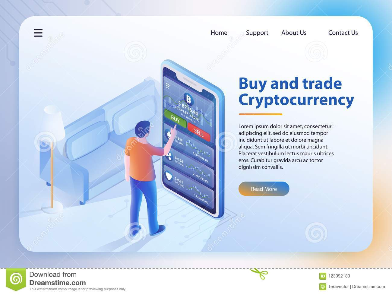 where can i buy or trade cryptocurrency