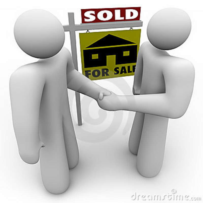 buyer and seller handshake for sale sign stock photo Free School Clip Art free clipart business handshake