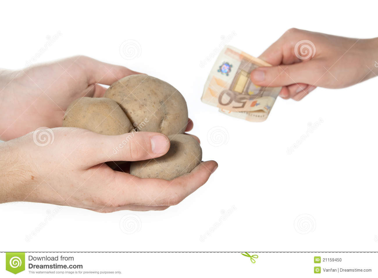 Buying The Goods In EU Stock Photo - Image: 21159450