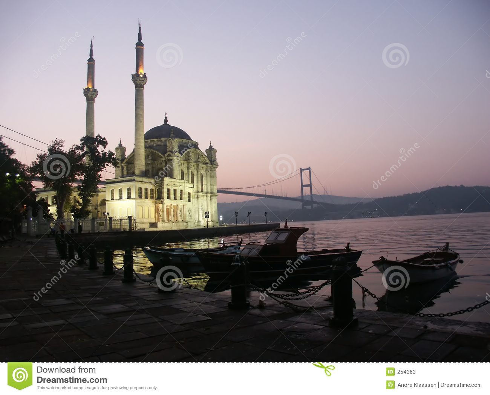Buyuk mecidiye μουσουλμανικό τέμεν&omicro