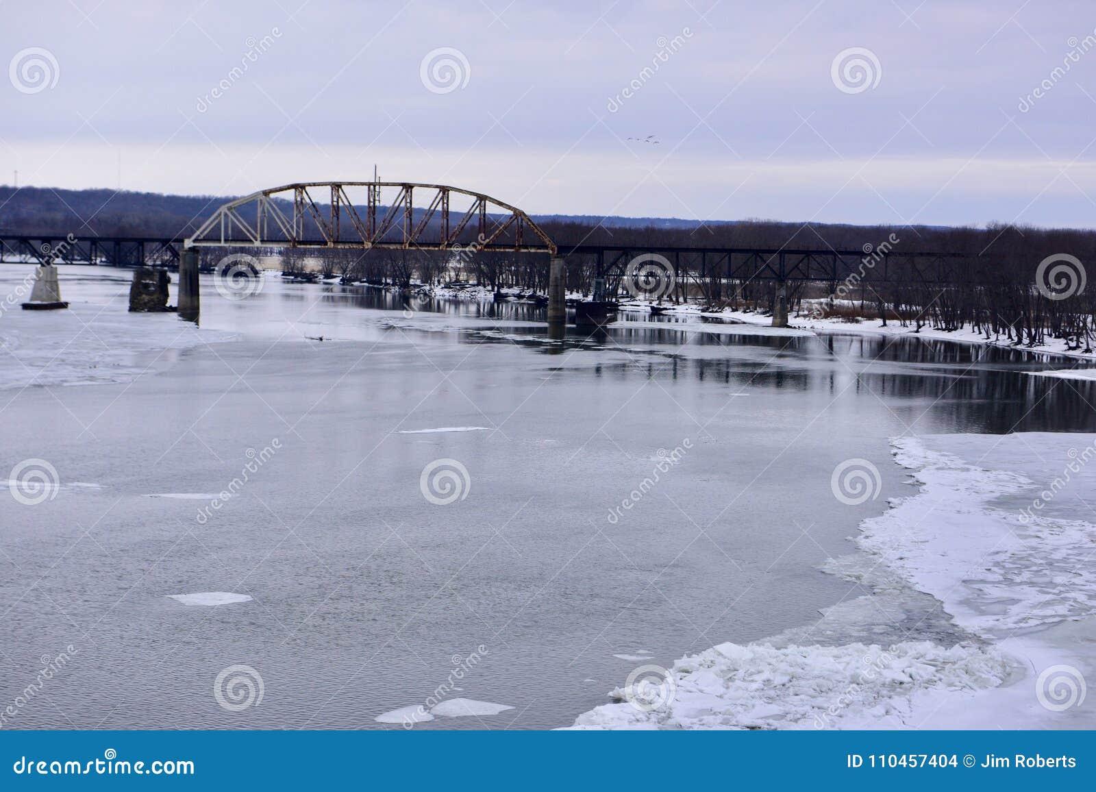 Buzzi Unicem-LaSalle järnvägbro
