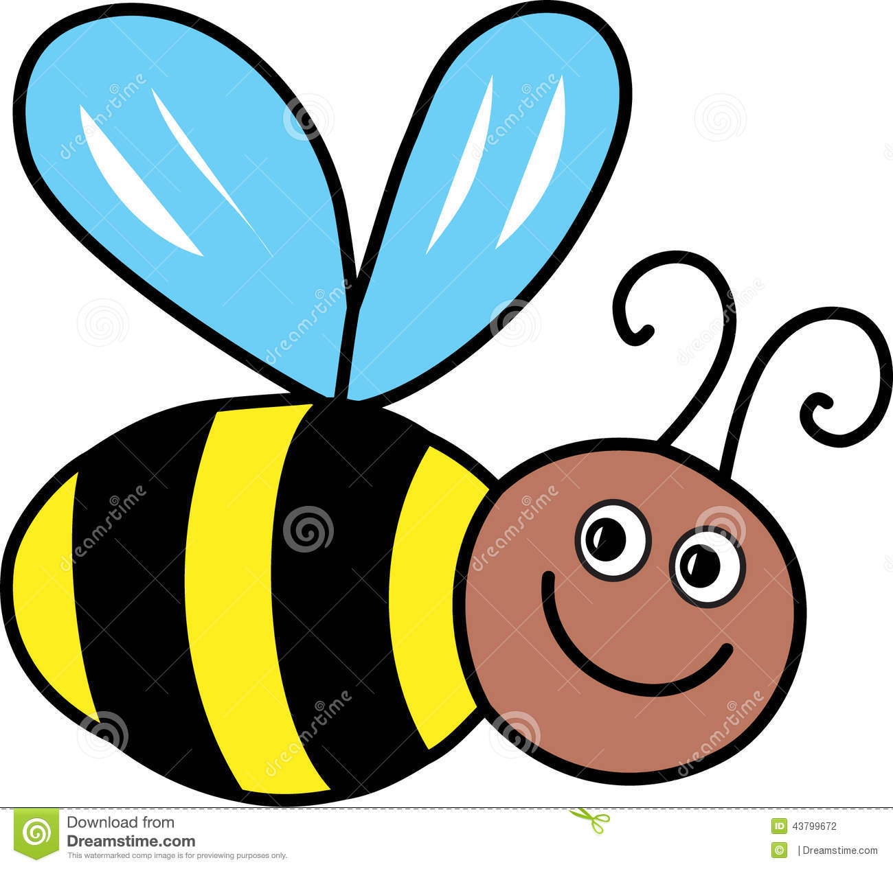 Buzzing in a bees life