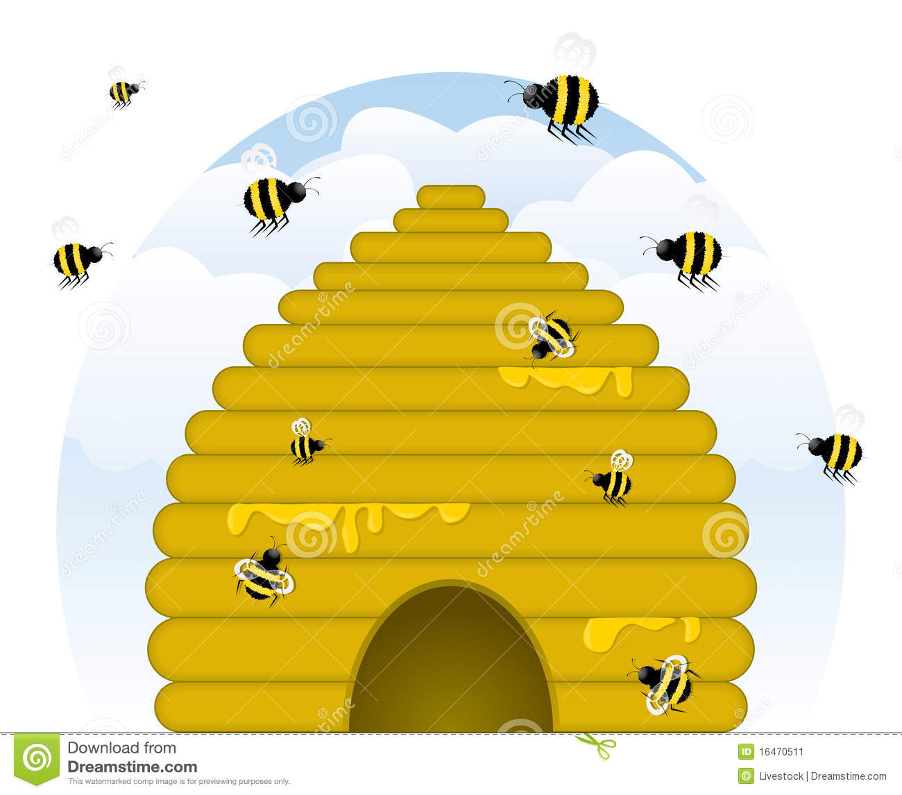 Beehive Stock Photos, Images, & Pictures - 16,828 Images