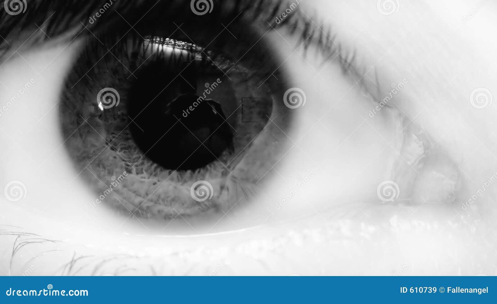 Bw oog