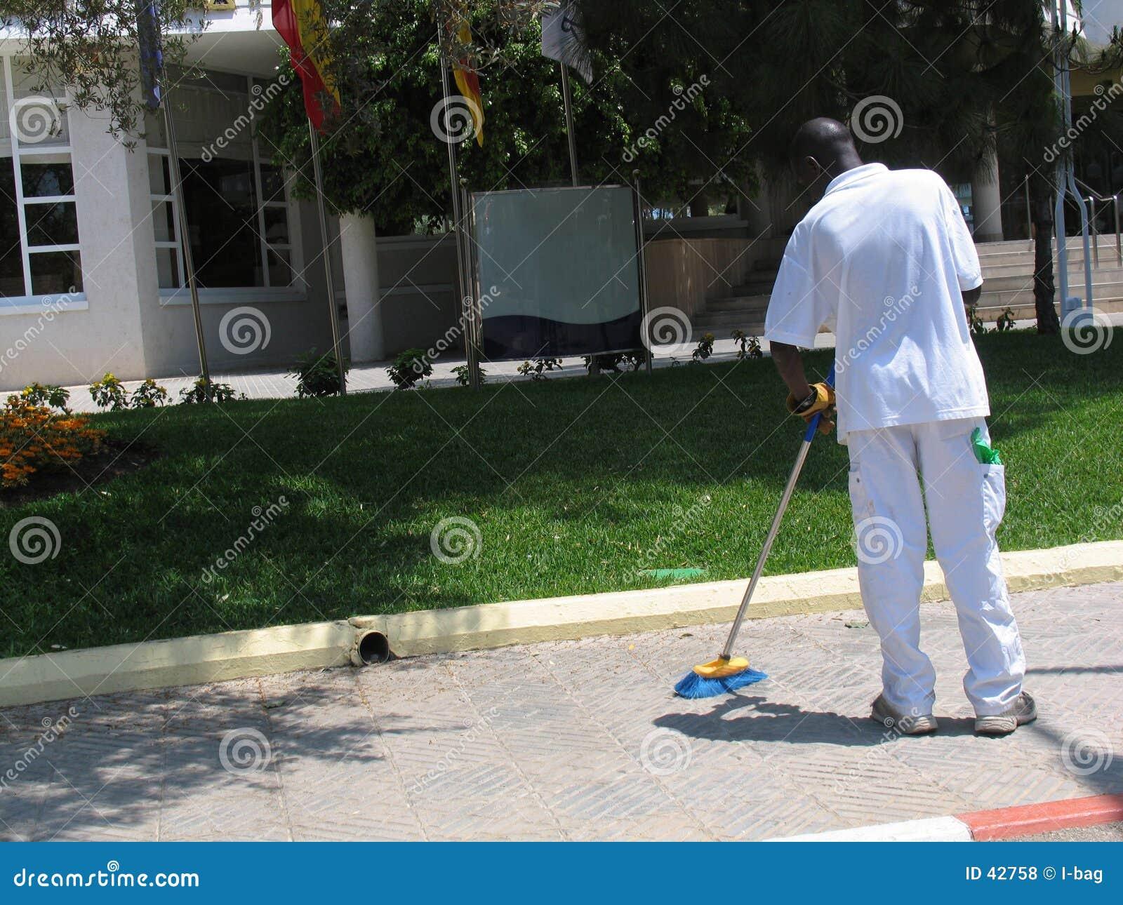 Bw-Straßen-Reinigungsmittel