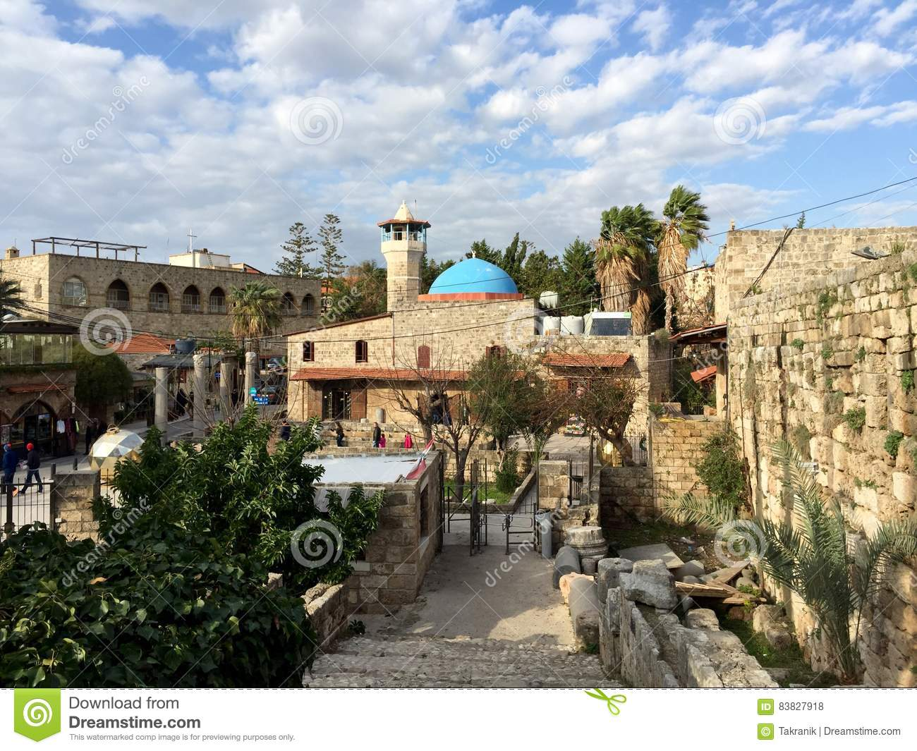 lebanon byblos roadtrip old city ancient architecture ... |Old Byblos Lebanon