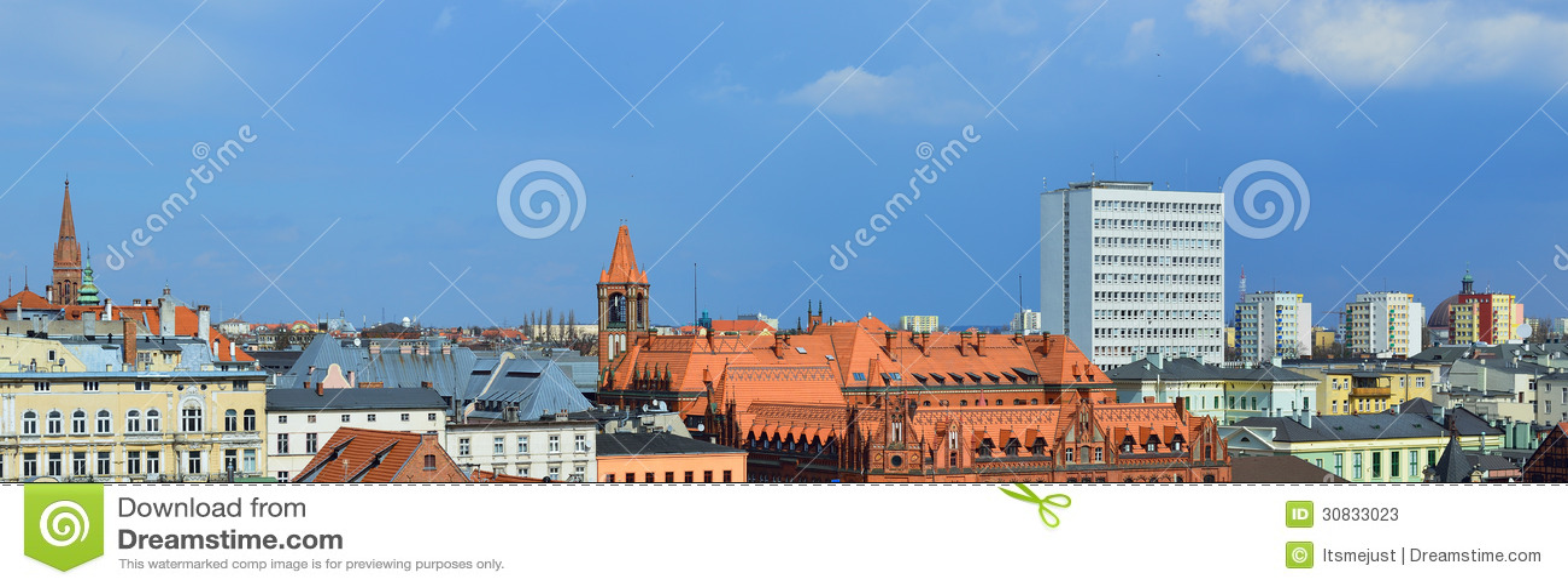 Bydgoszcz, πόλη στην Πολωνία.