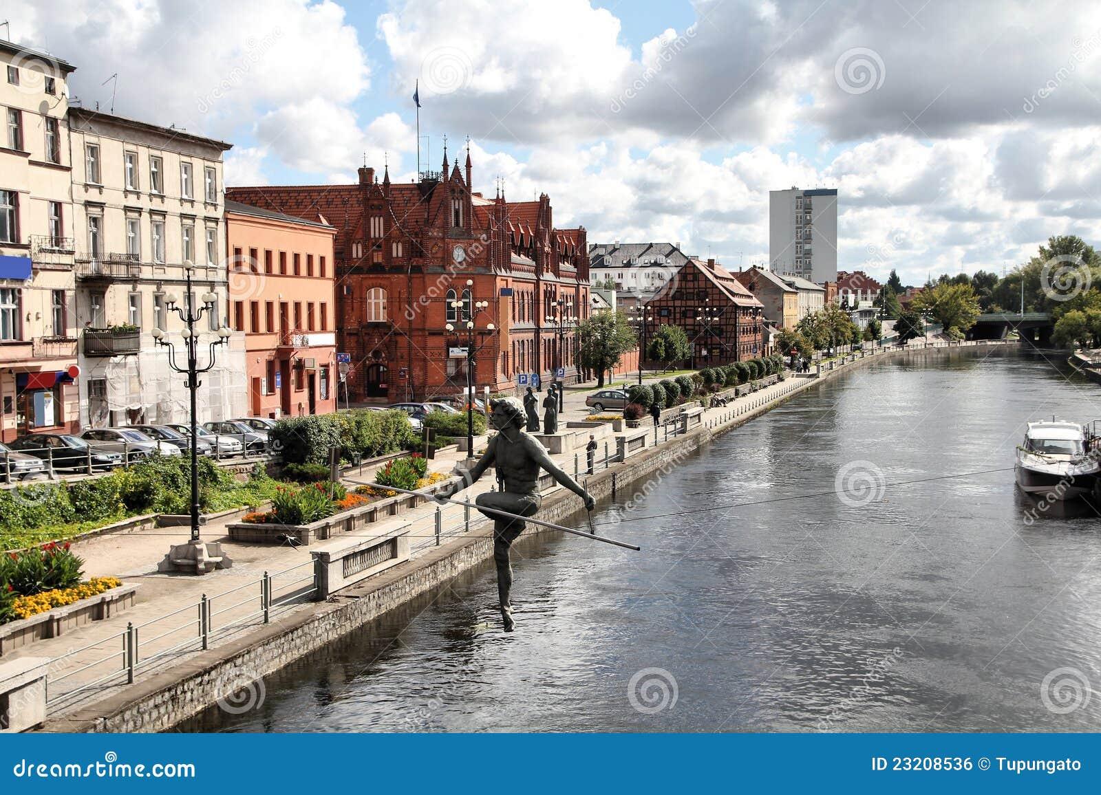 Bydgoszcz Poland  city photos gallery : Bydgoszcz, Poland Royalty Free Stock Image Image: 23208536