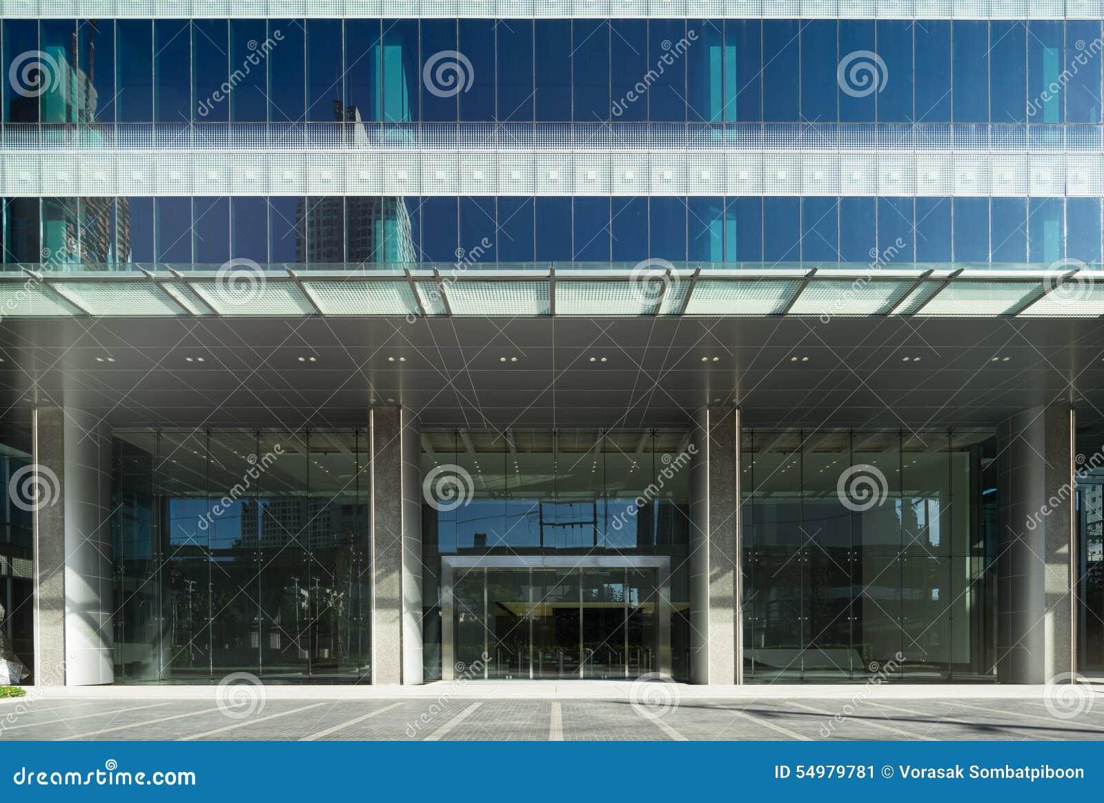 Byggande ingång