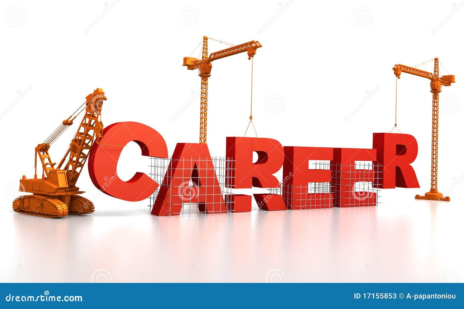 Byggande karriär