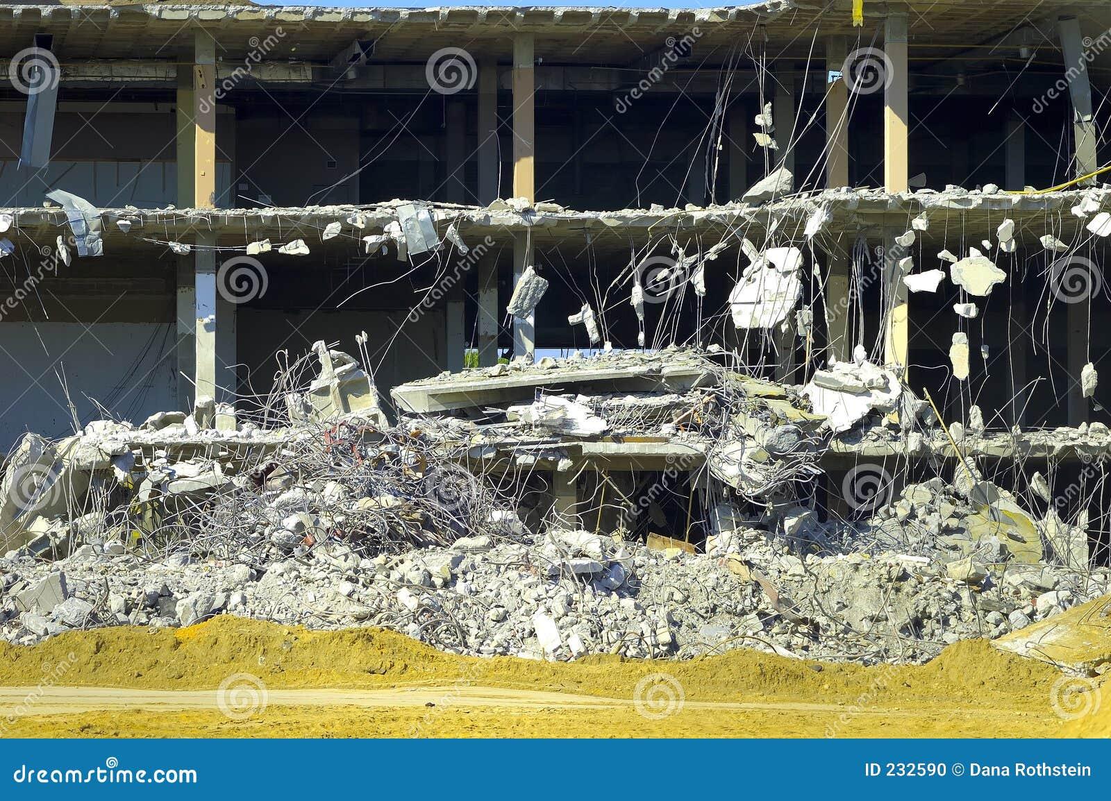 Byggande kollaps