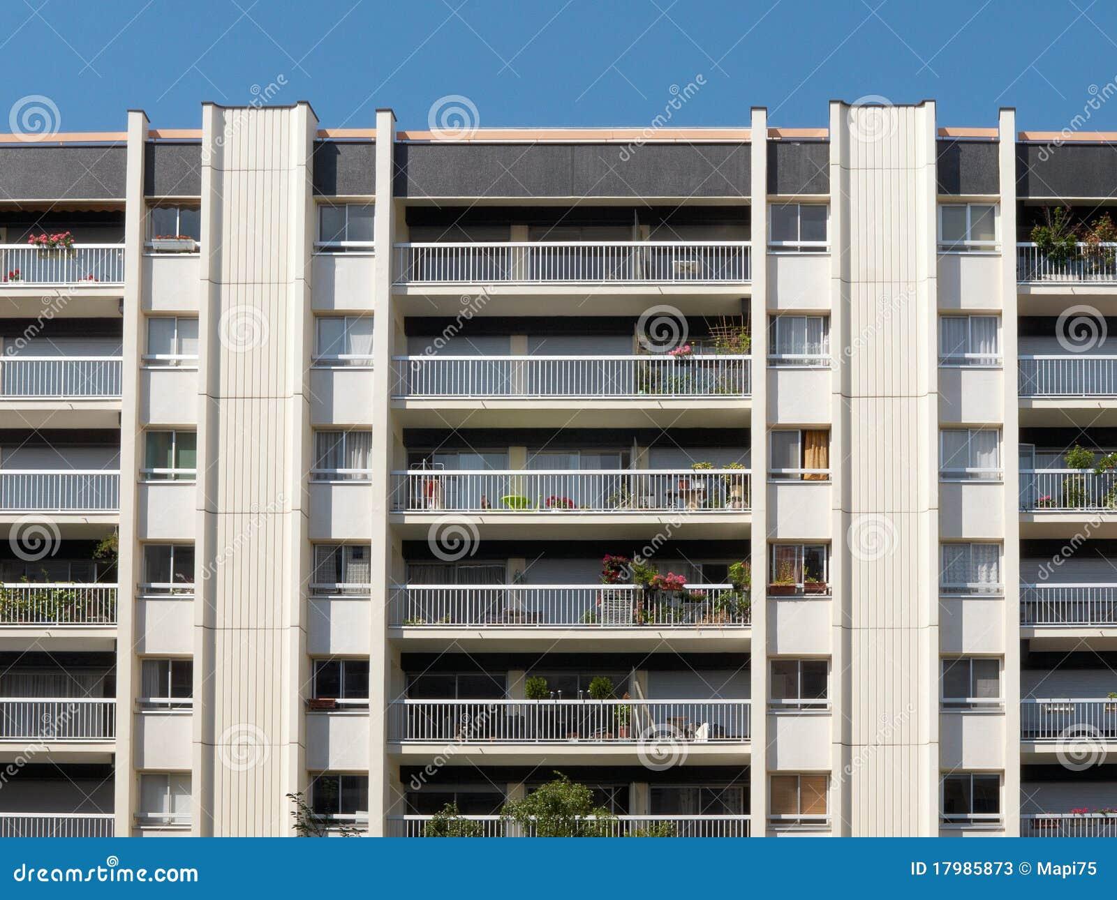 Byggande mång- storey