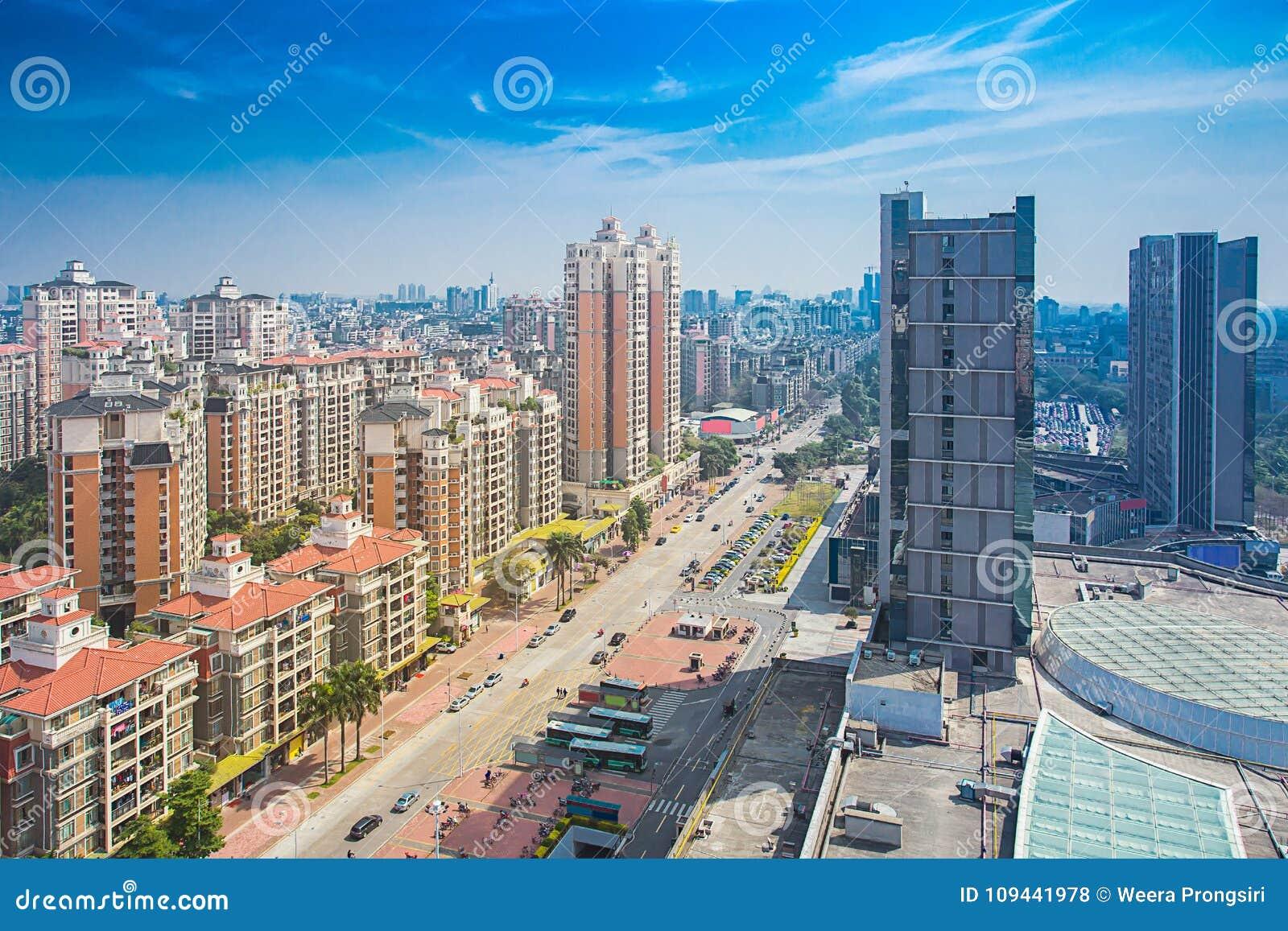 Byggd struktur, skymning, kontorsbyggnadyttersida, skyskrapa