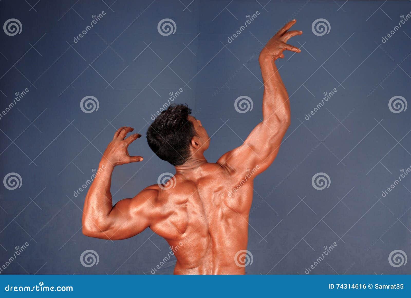 Byggmästare för manlig kropp