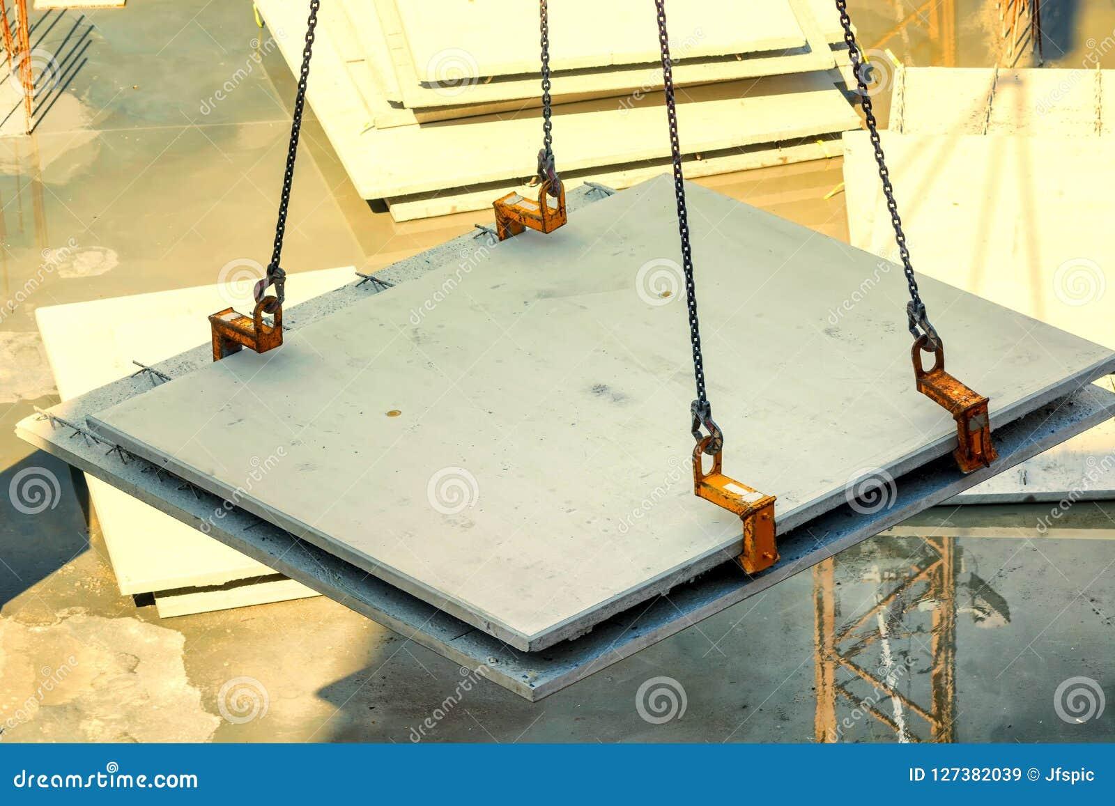 Byggnadskonstruktion med betongväggar