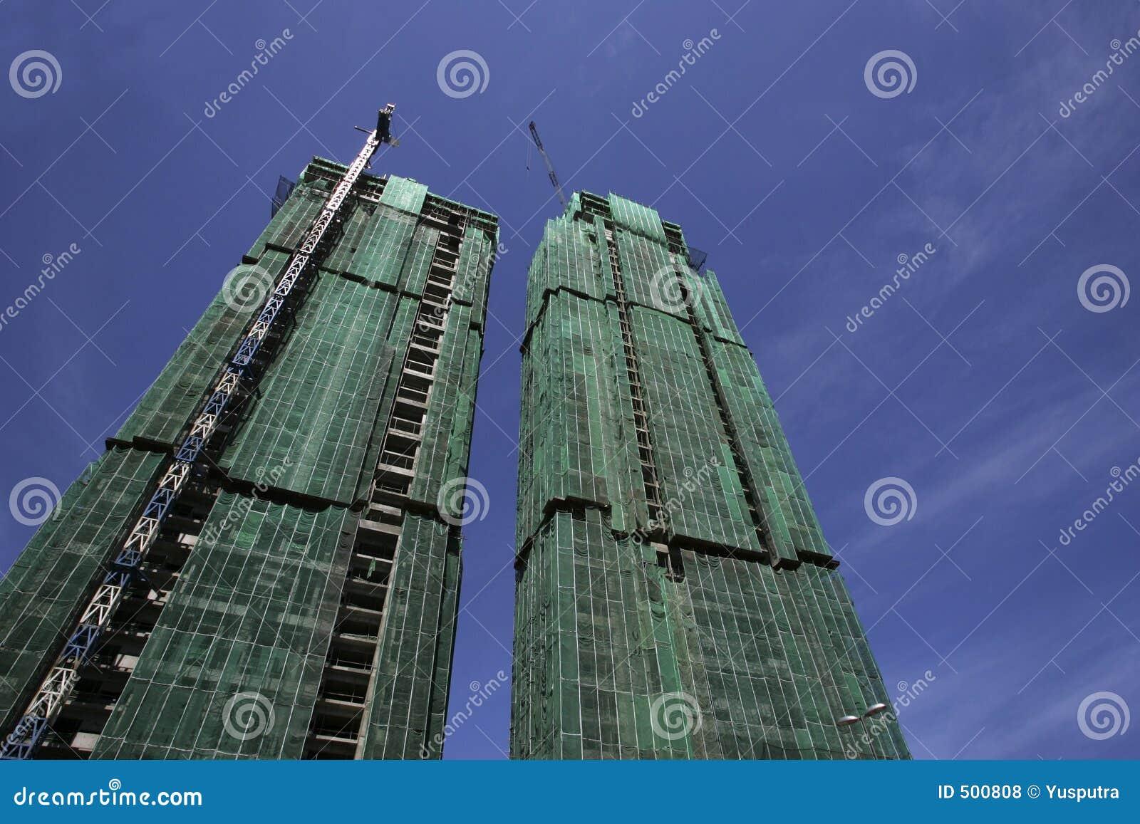 Byggnadskonstruktion under
