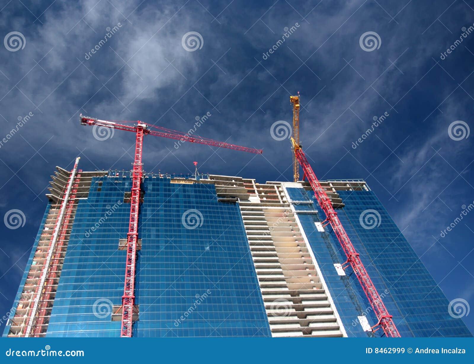 Byggnadsskyskrapa