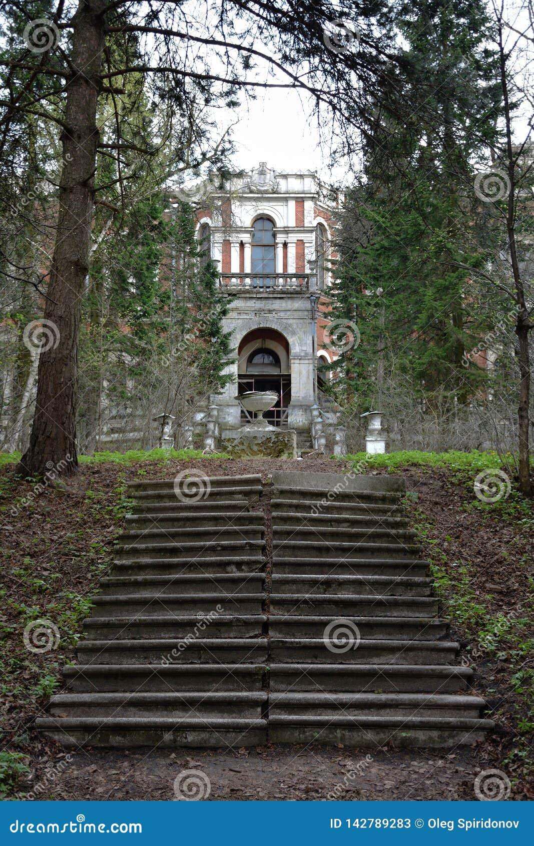 Bykovo, rezydencja ziemska w Bykovo