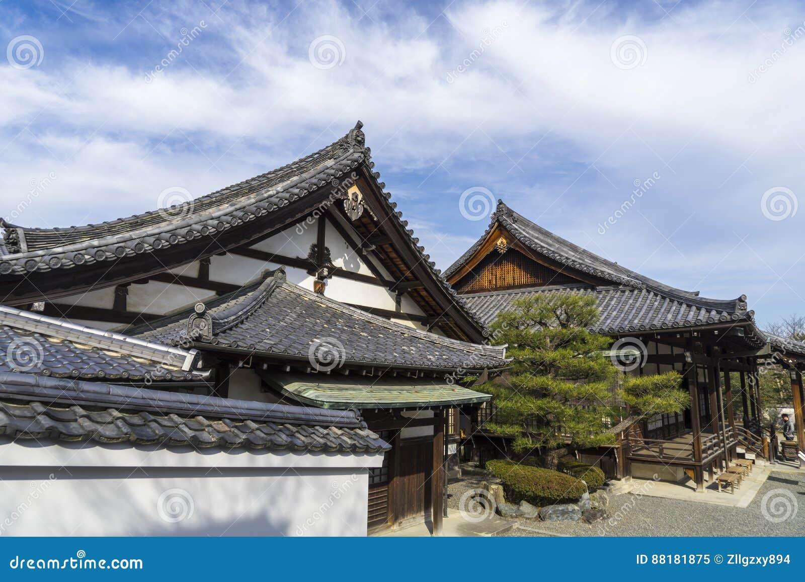 Byodo-no templo em Kyoto, Japão