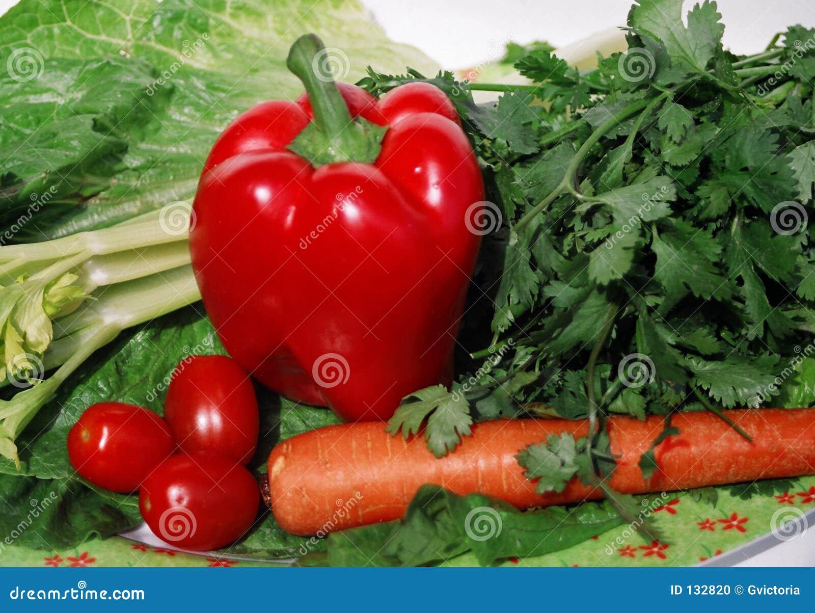Bystre warzywa