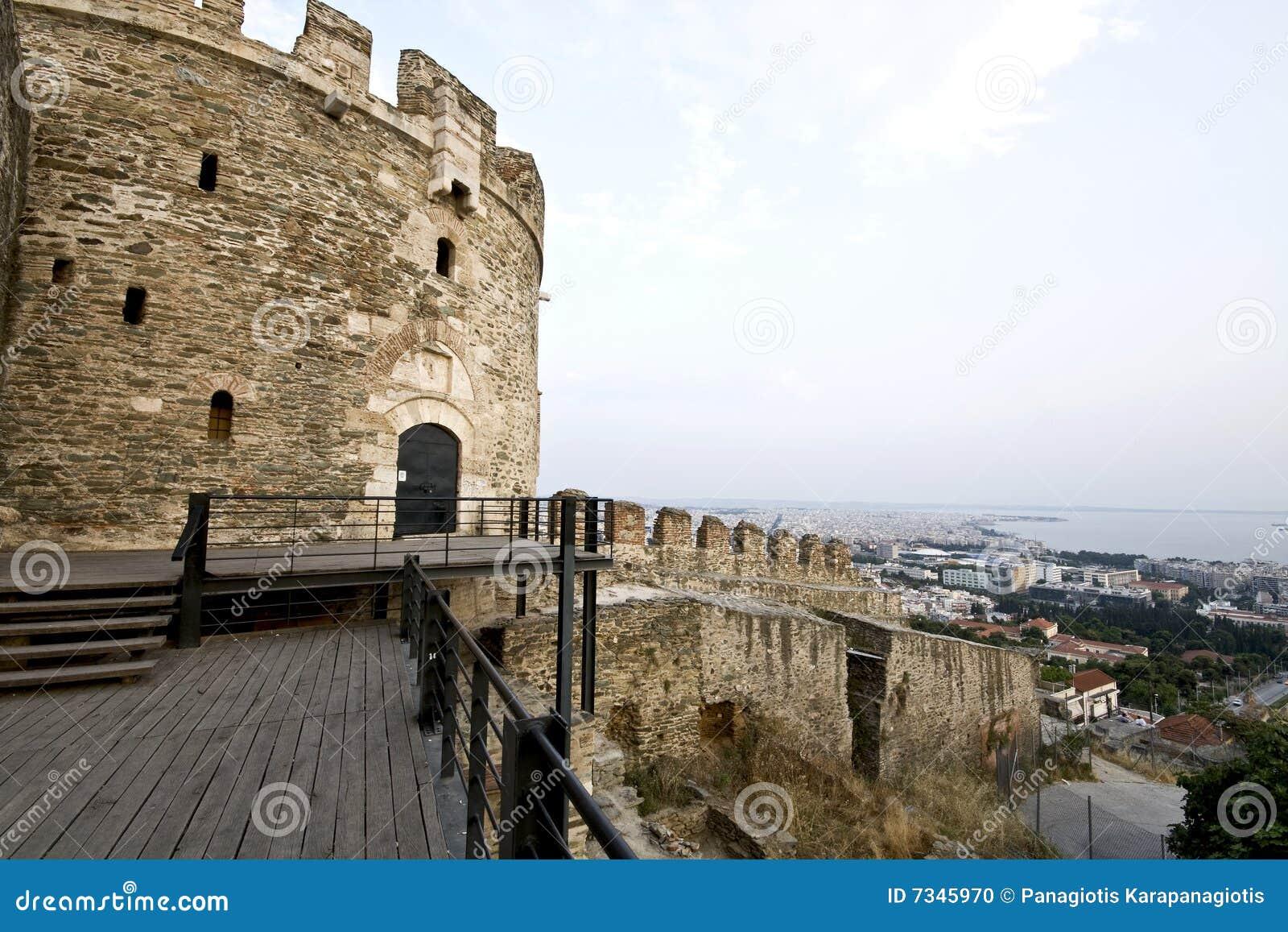 Byzantine grodowy Greece