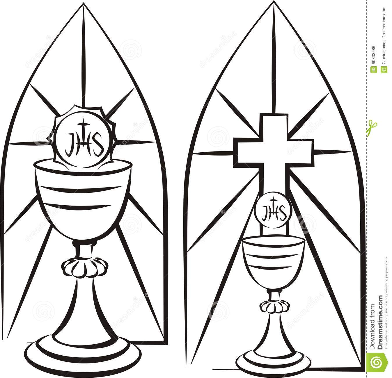 Blank Coloring Pages Jesus