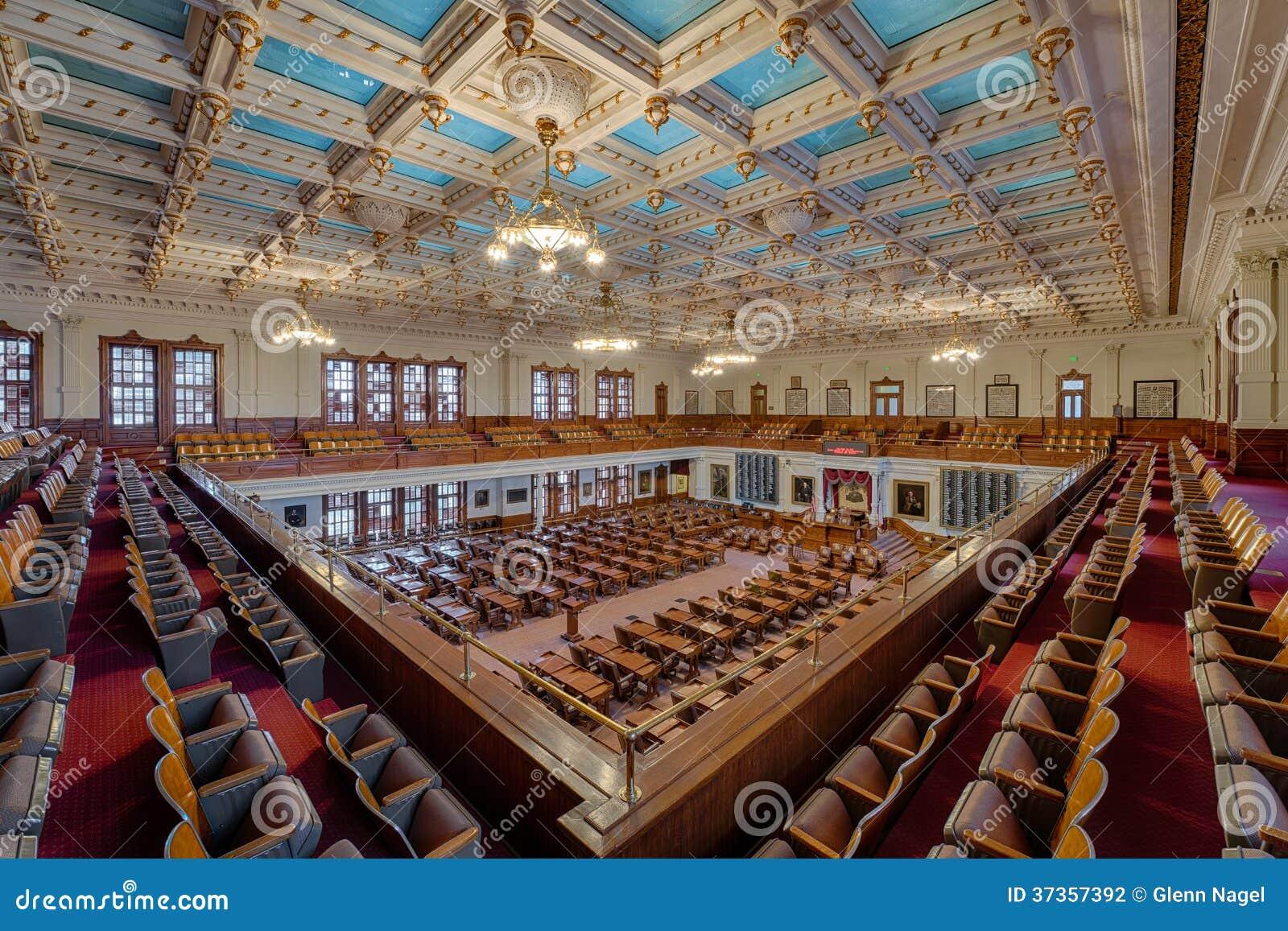 Cámara de cámara de los representantes