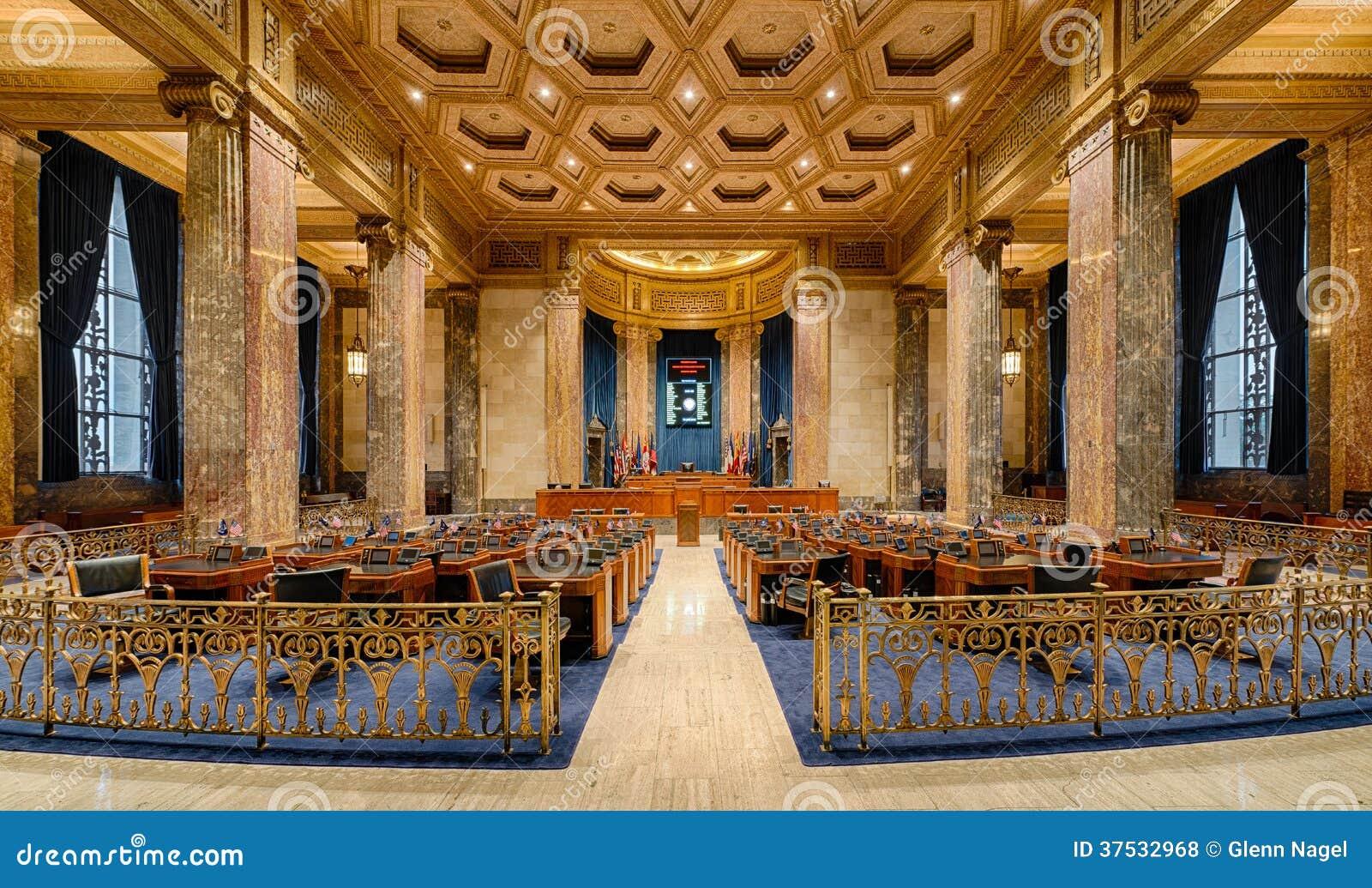 Cámara de senado de Luisiana