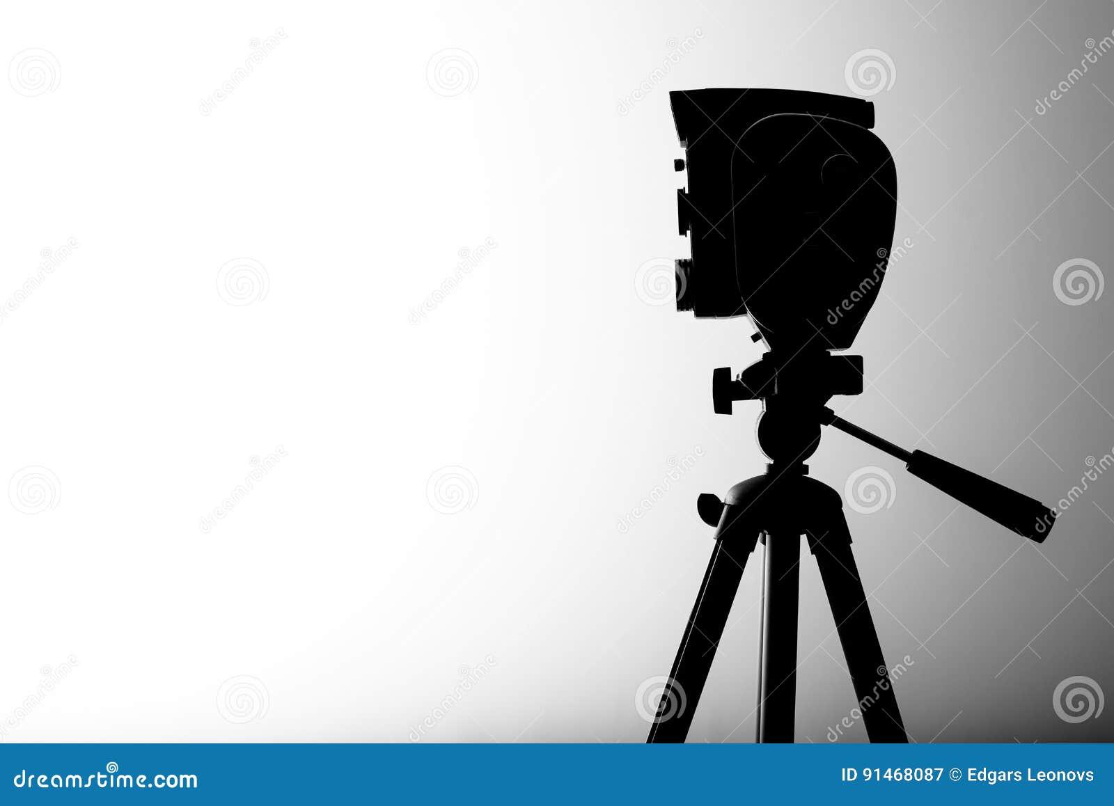 Cámara de vídeo vieja