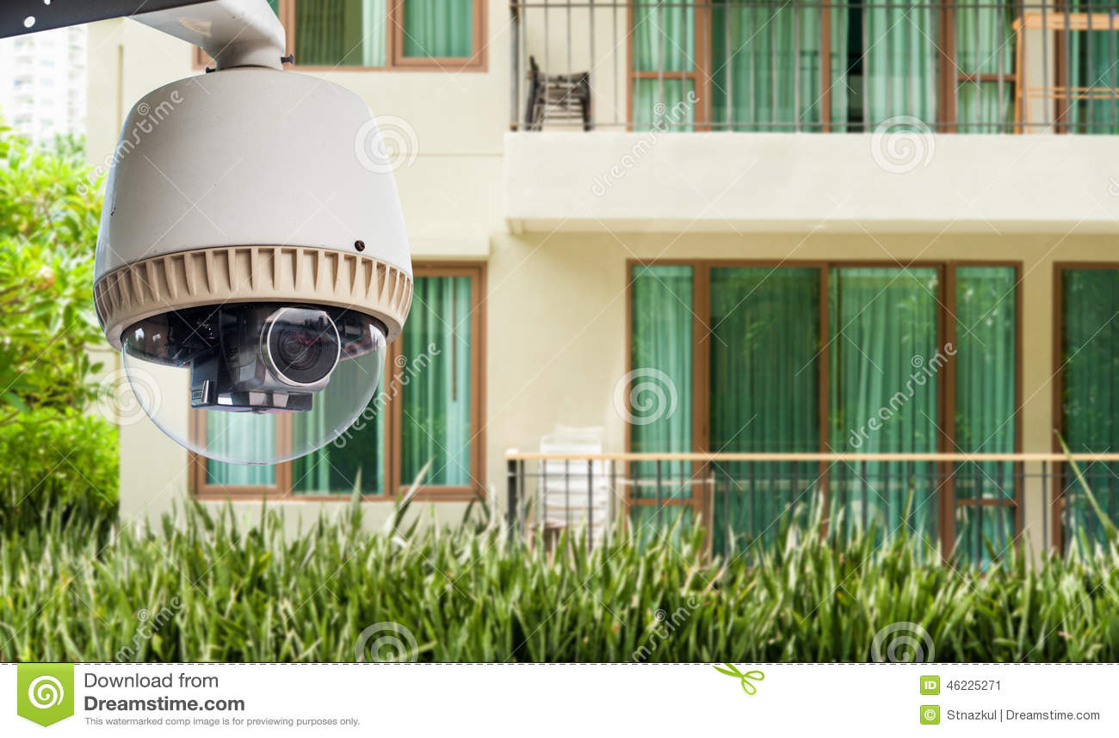 Cámara del CCTV