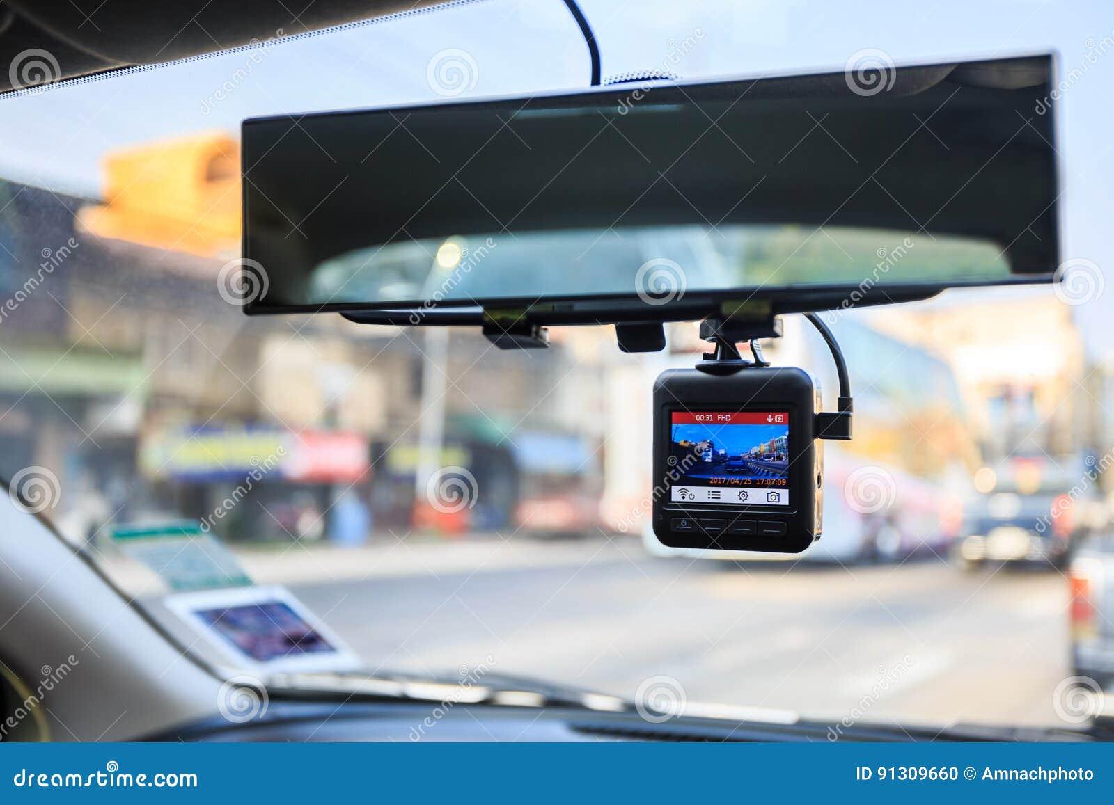 Cámara del coche del CCTV