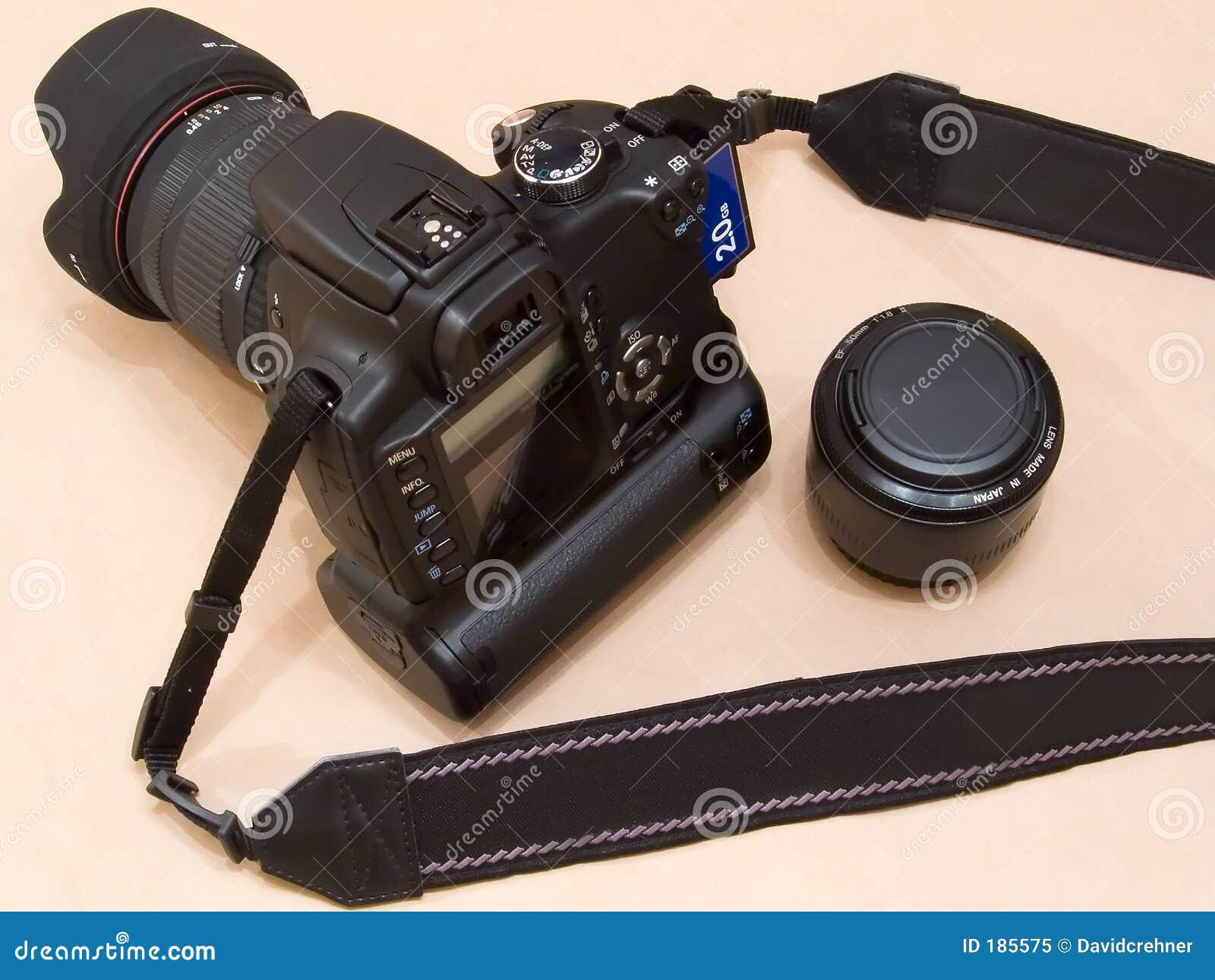 Cámara rebelde del dSLR del FOE 350D Digitaces de Canon (sin marca)