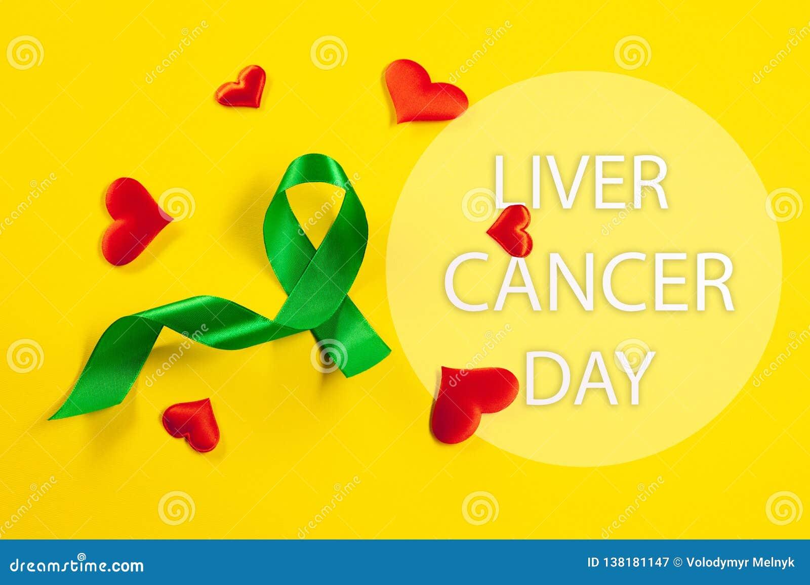 Cáncer de hígado y hepatitis B - cinta del mes de la conciencia de HVB, cinta de Emerald Green o del jade