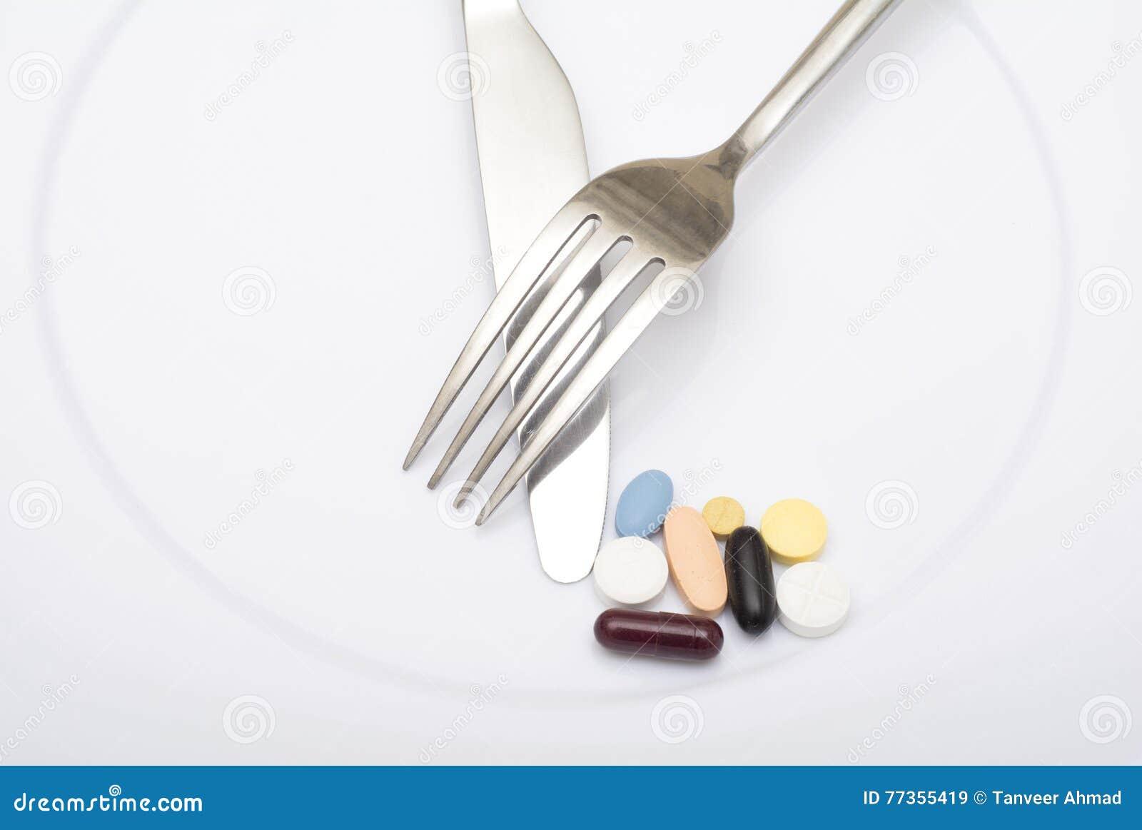 píldoras de dieta farmacéutica