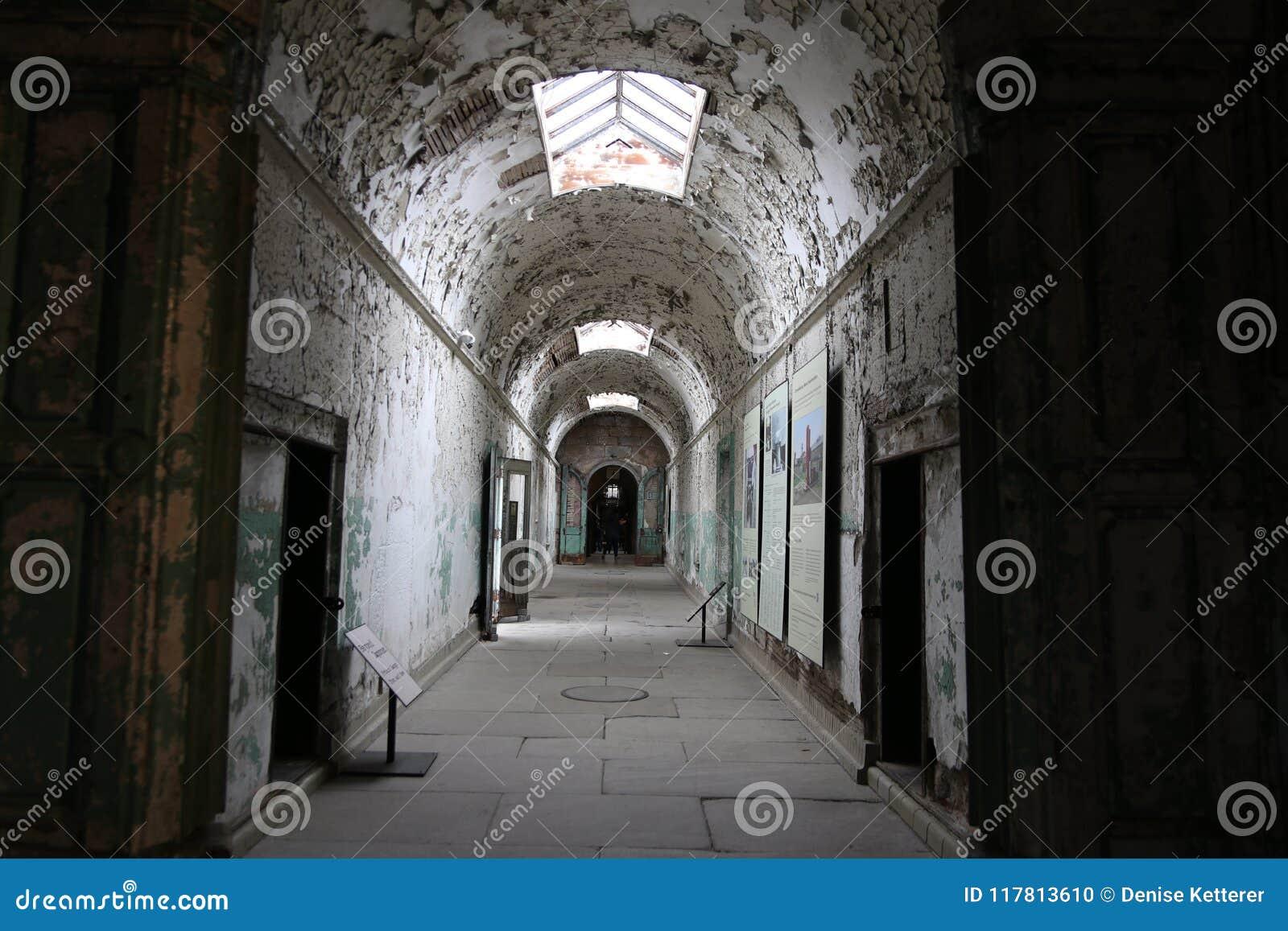Cárcel vieja en Philadelphia, Pennsylvania