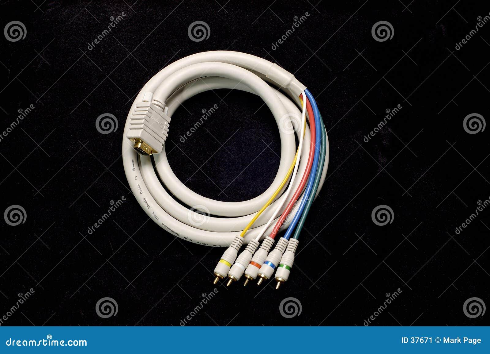 Câble de TVHD