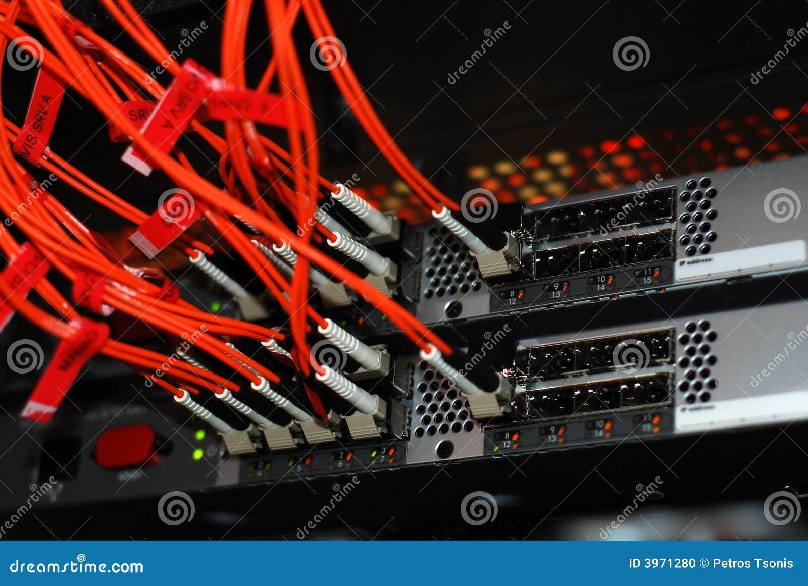 Câbles de fibre