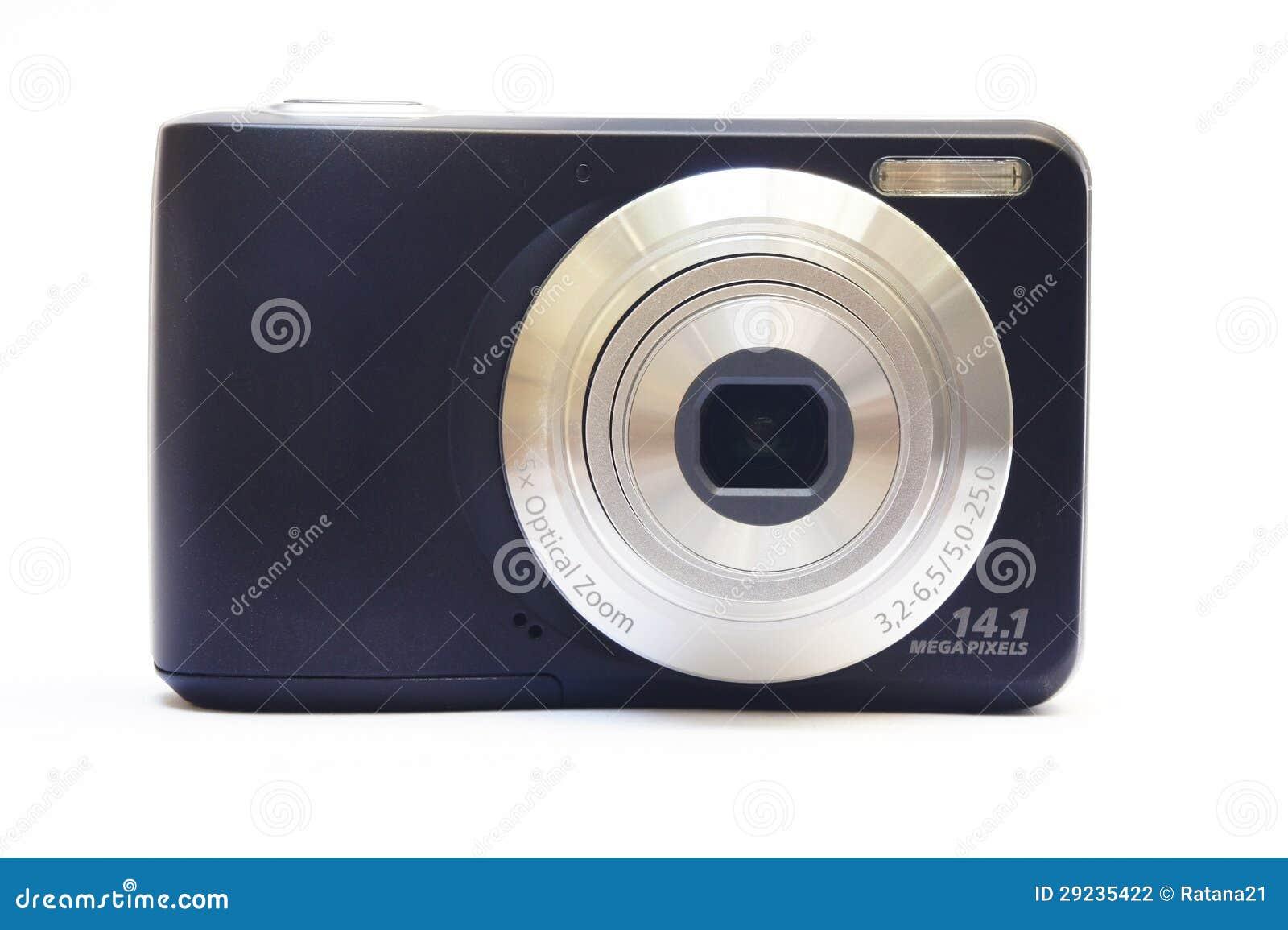 Download Câmara digital compacta foto de stock. Imagem de memória - 29235422