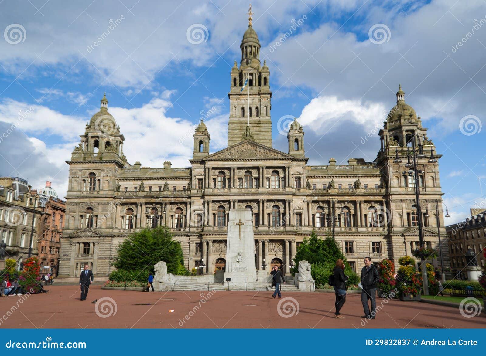Câmaras da cidade de Glasgow