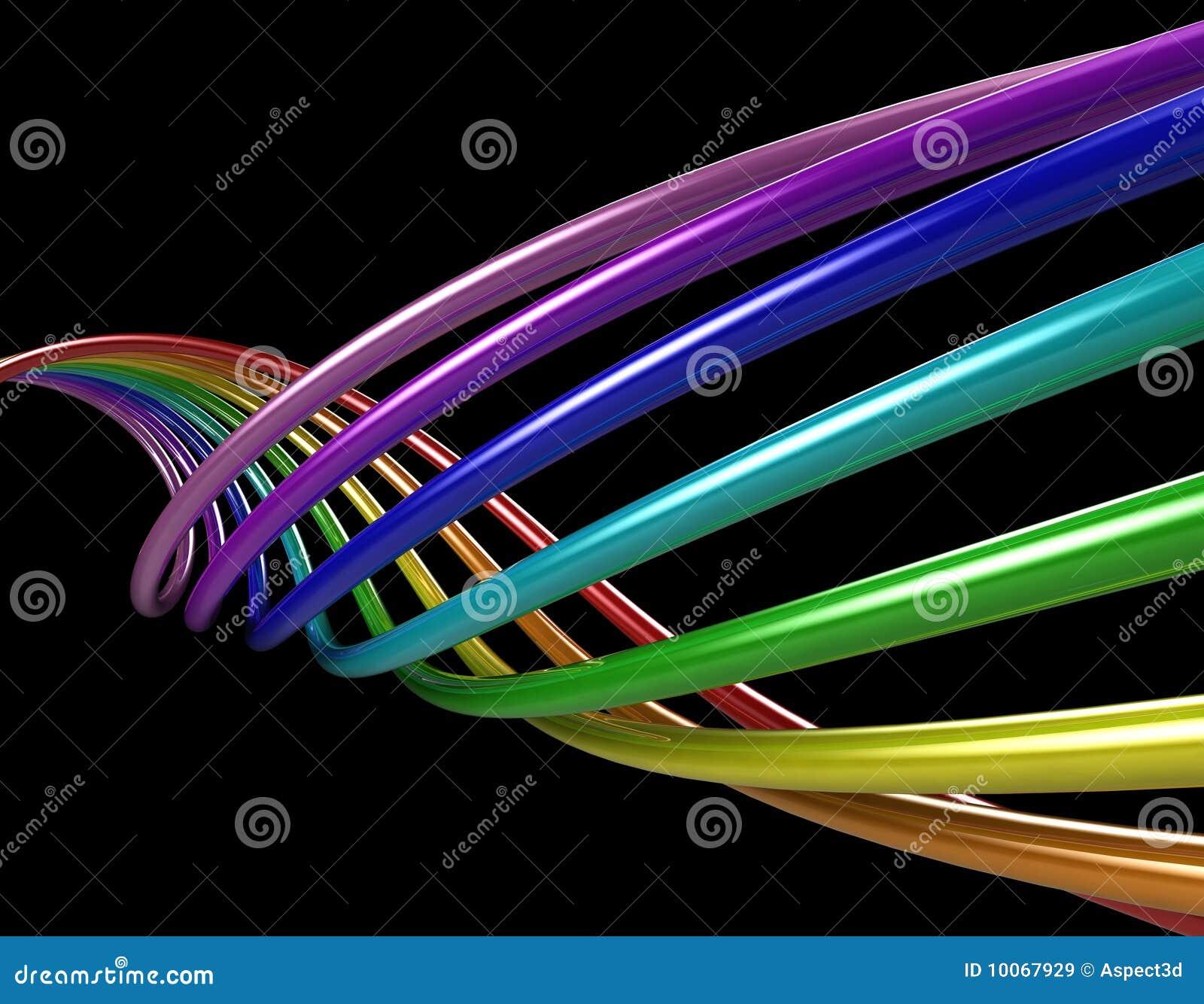 Câmaras de ar do arco-íris